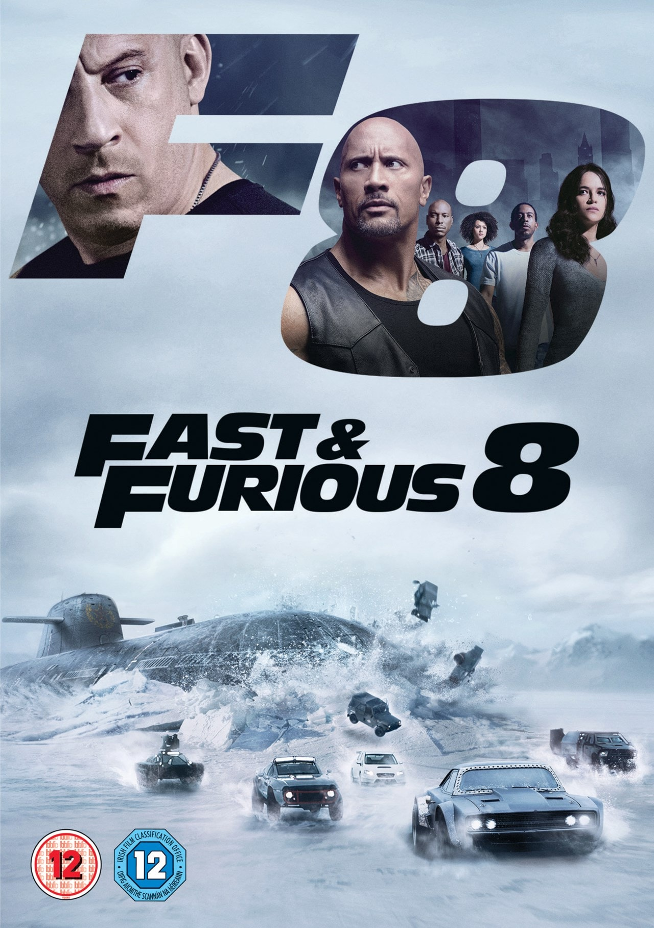 Kinostart Fast And Furious 8