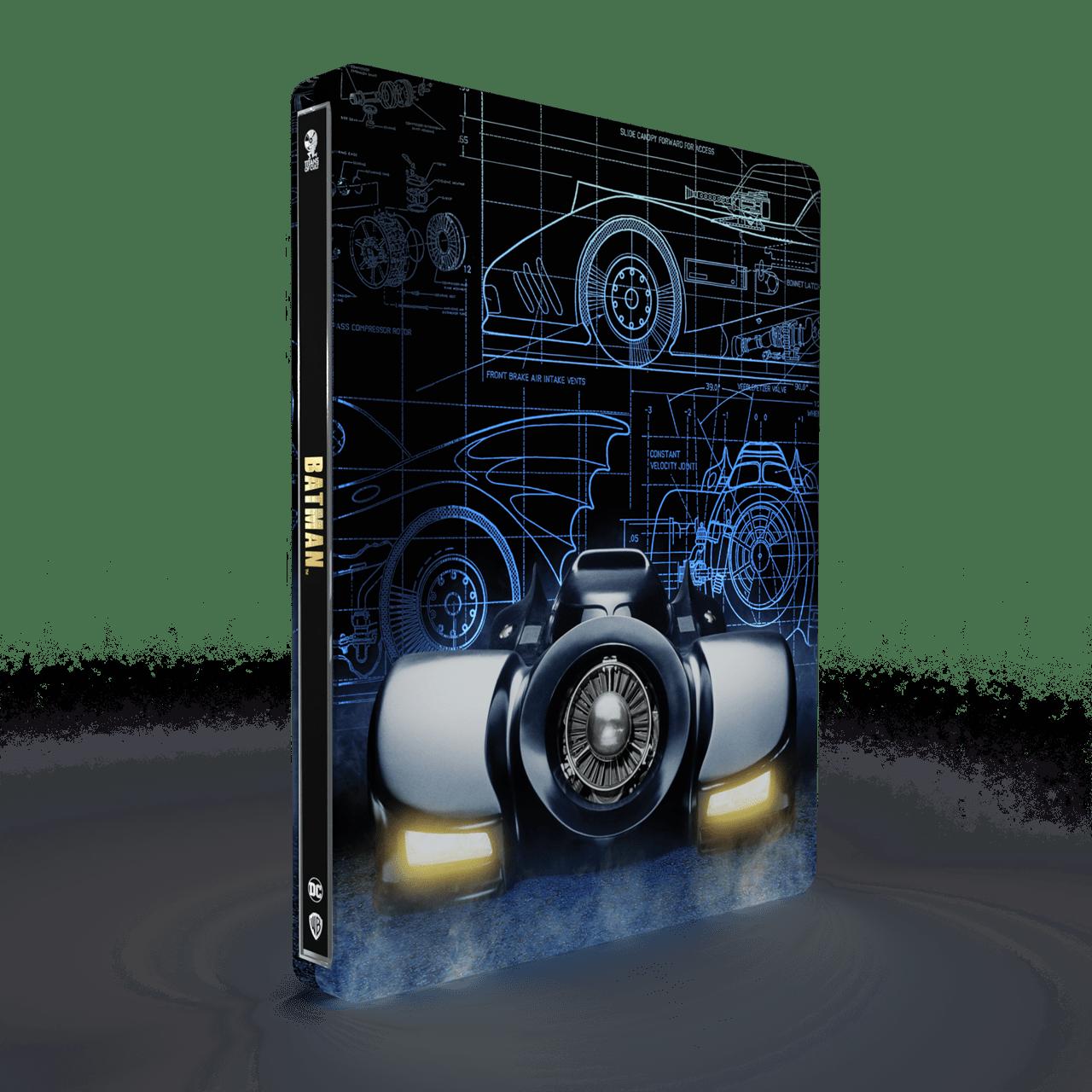 Batman Titans of Cult Limited Edition 4K Steelbook - 5