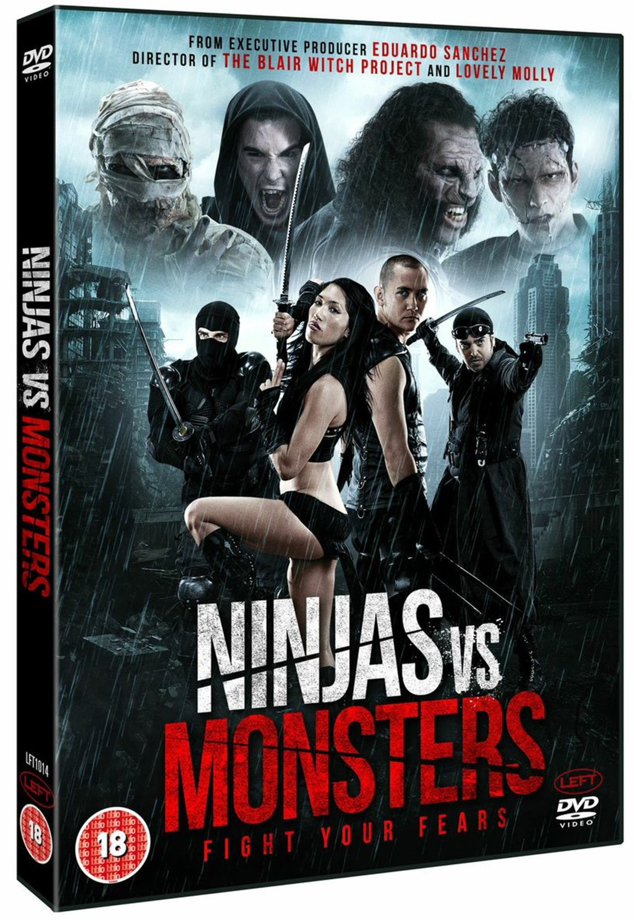 Ninjas Vs Monsters - 2
