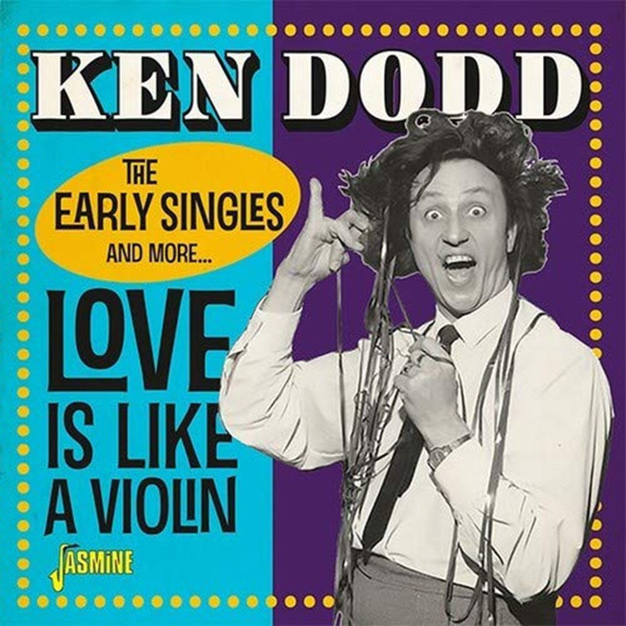 Love Is Like a Violin - The Early Singles and More... - 1