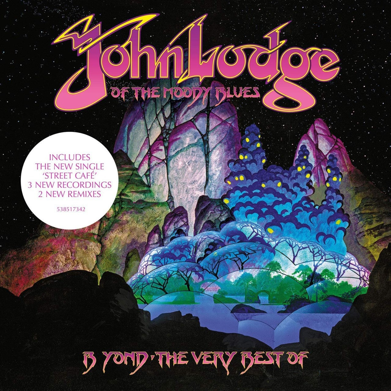 Byond: The Very Best of John Lodge - 1