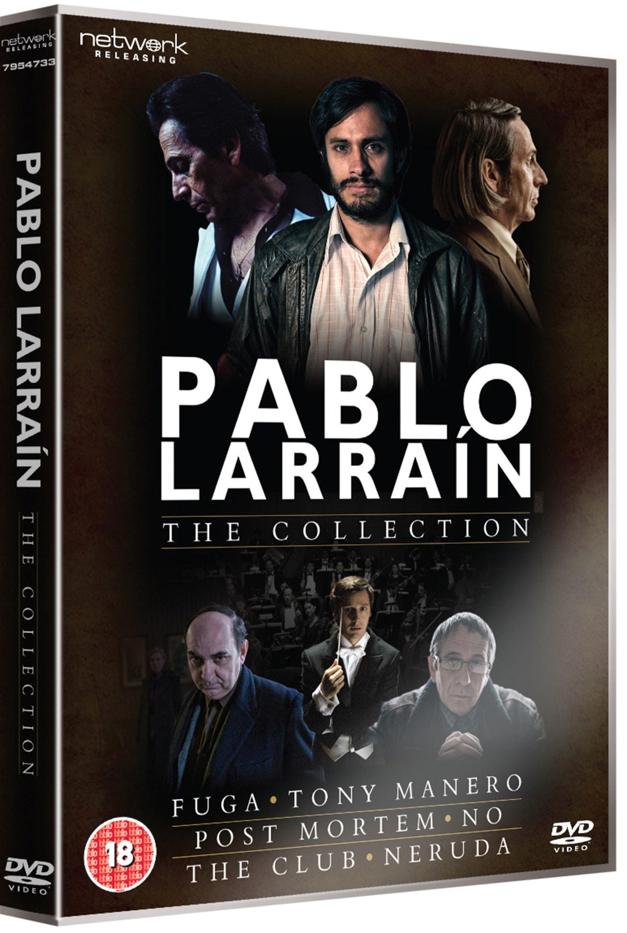 Pablo Larrain: The Collection - 2
