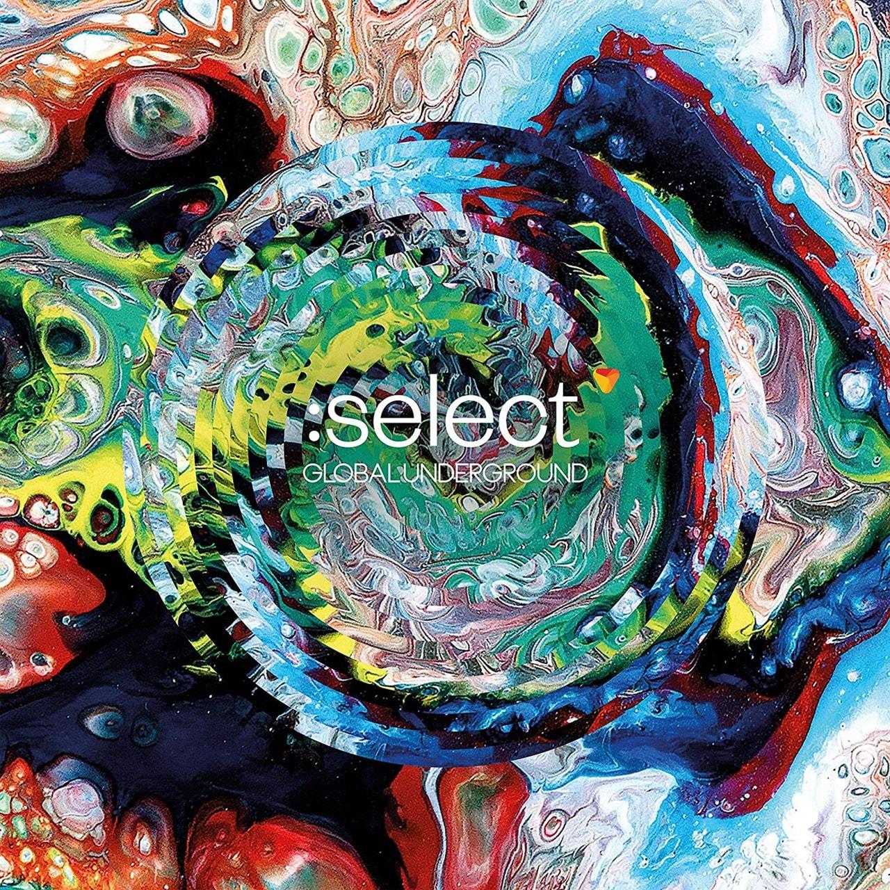 Global Underground: Select #4 - 1