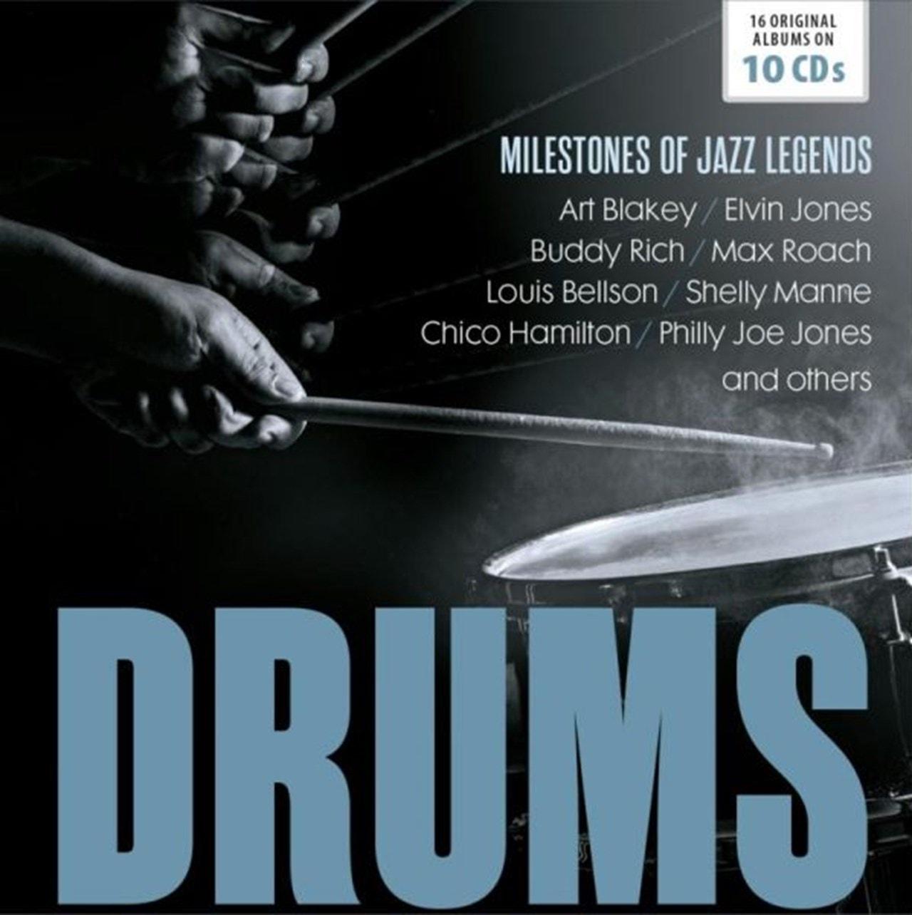 Drums - 1