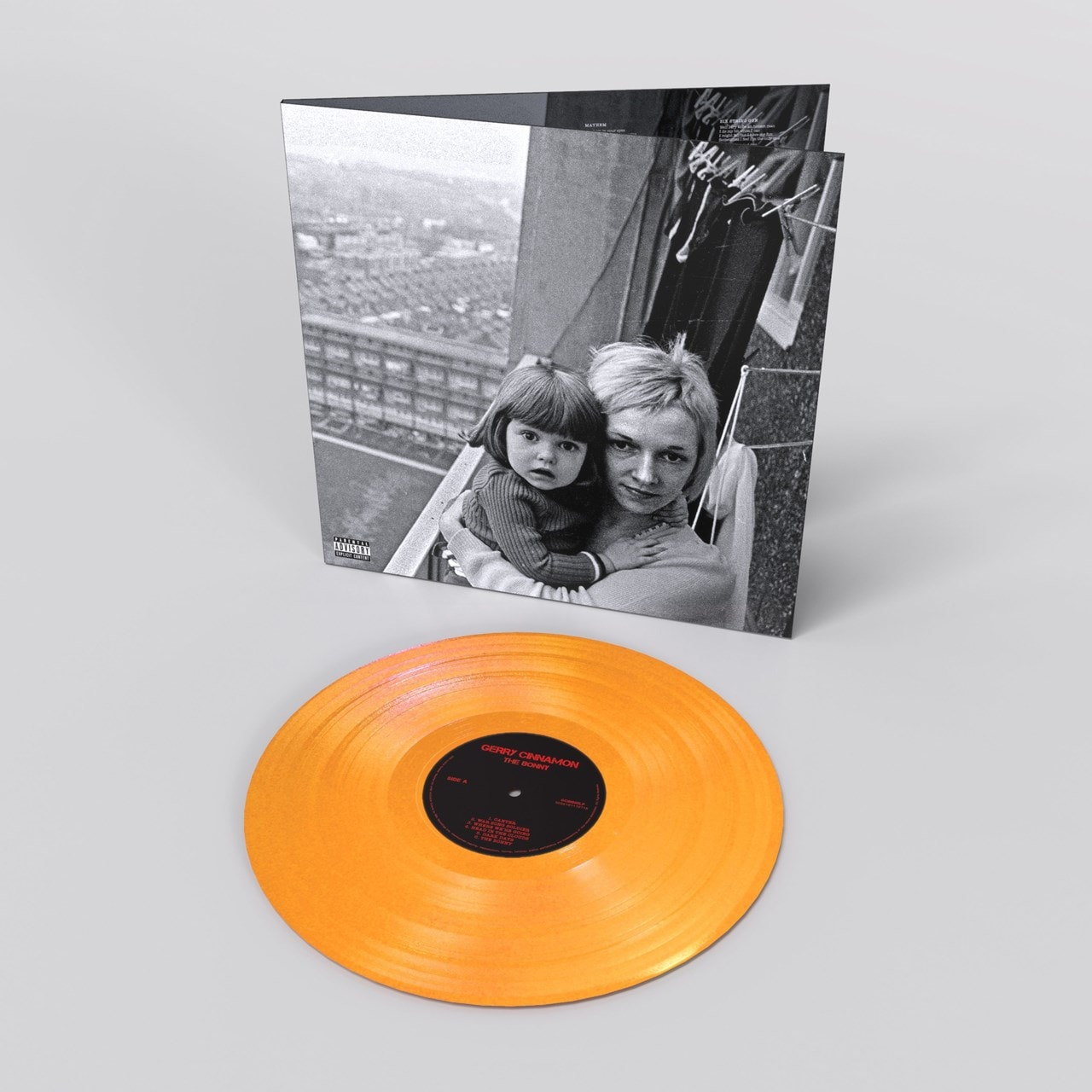 The Bonny (hmv Exclusive) Limited Edition Coloured Vinyl - 1