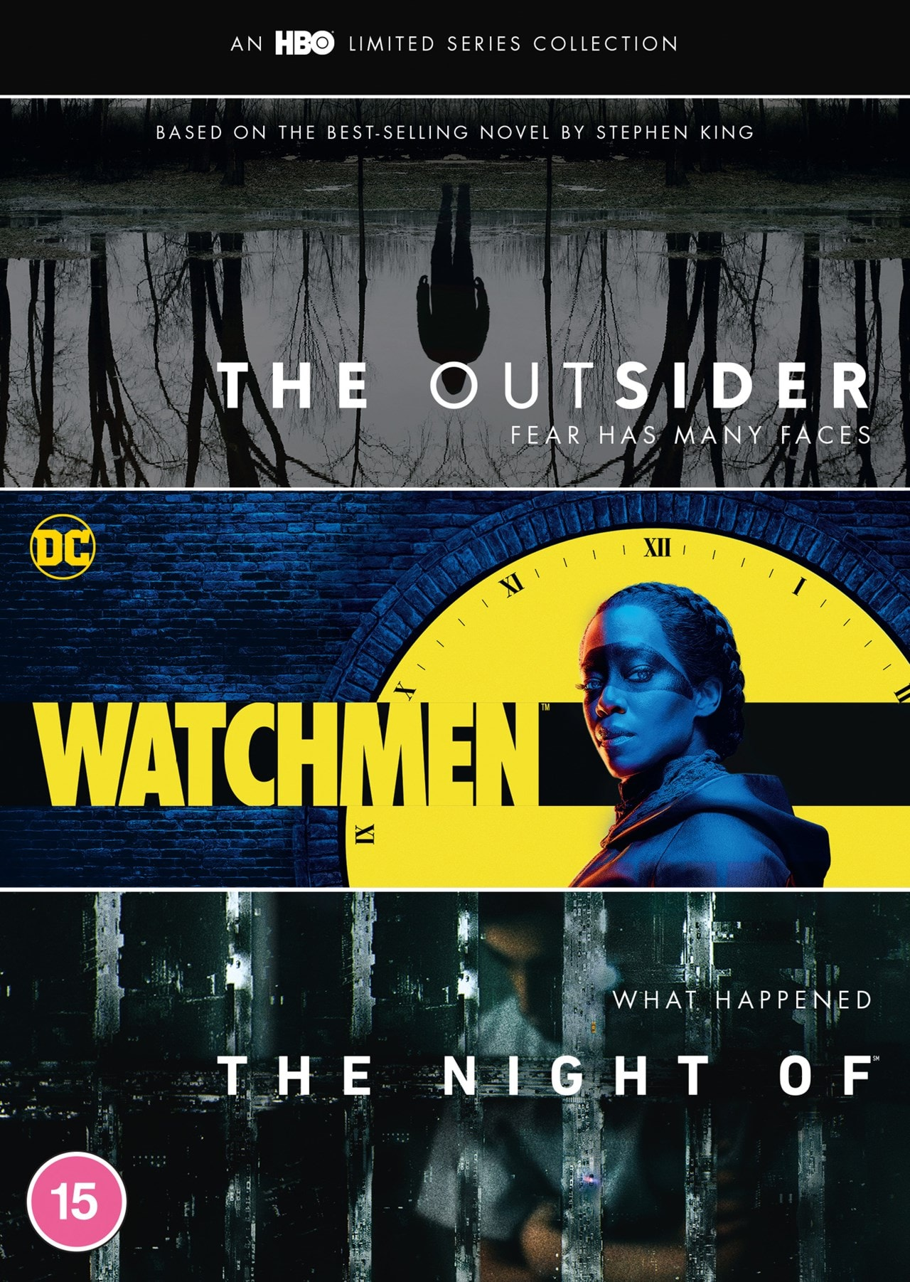The Outsider/Watchmen/The Night Of - 1