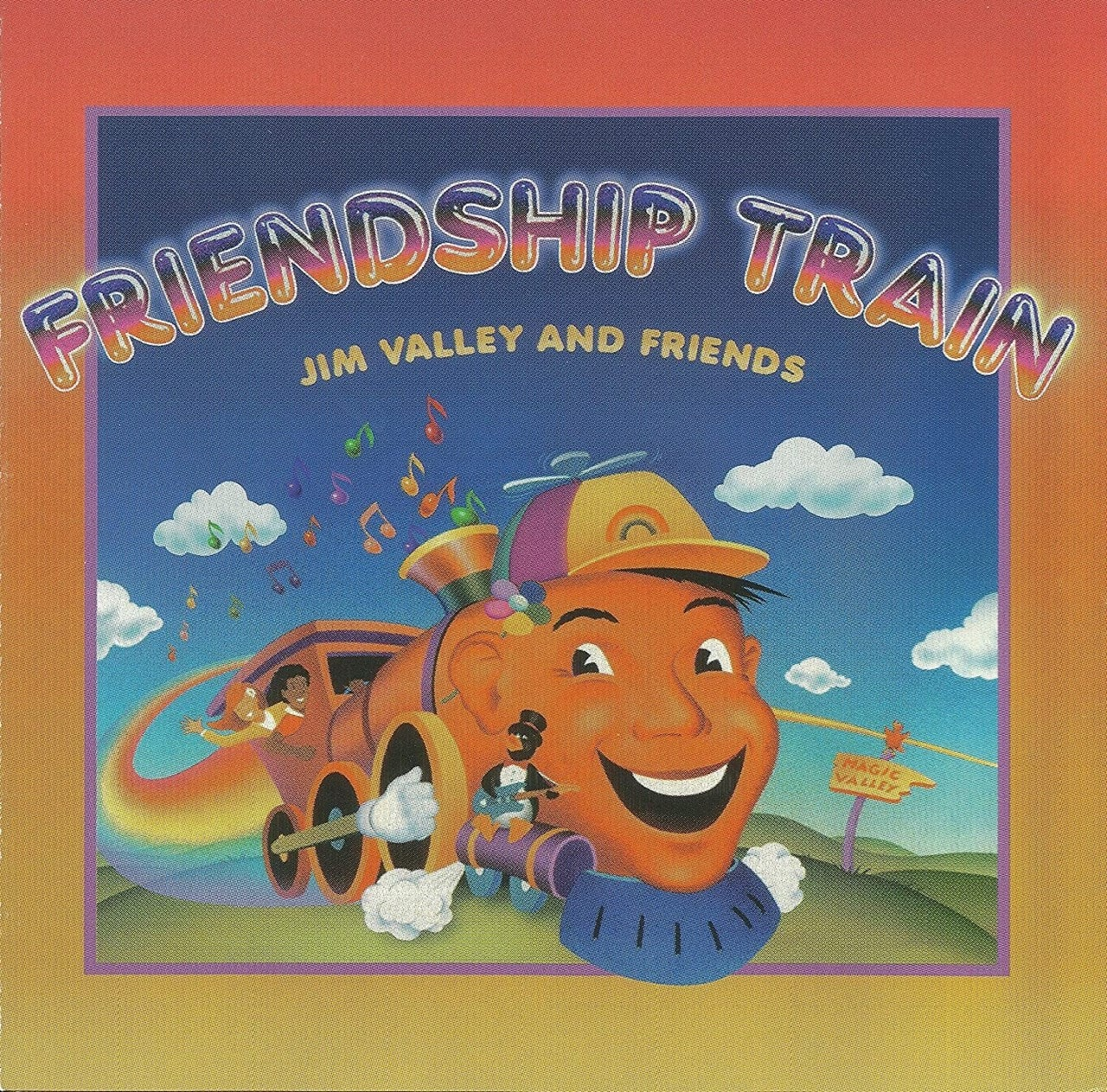 Friendship Train - 1