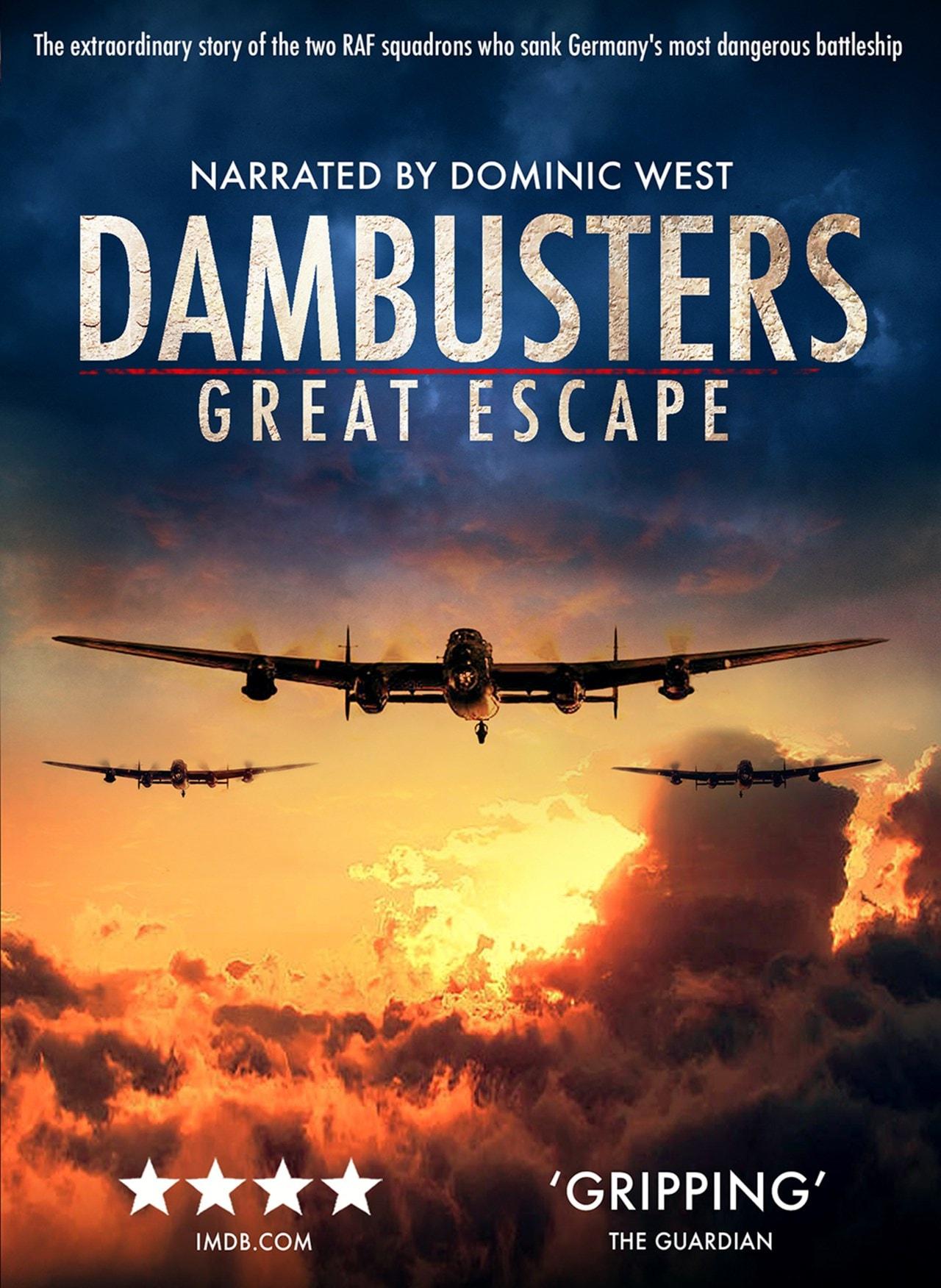 The Dambusters - Great Escape - 1