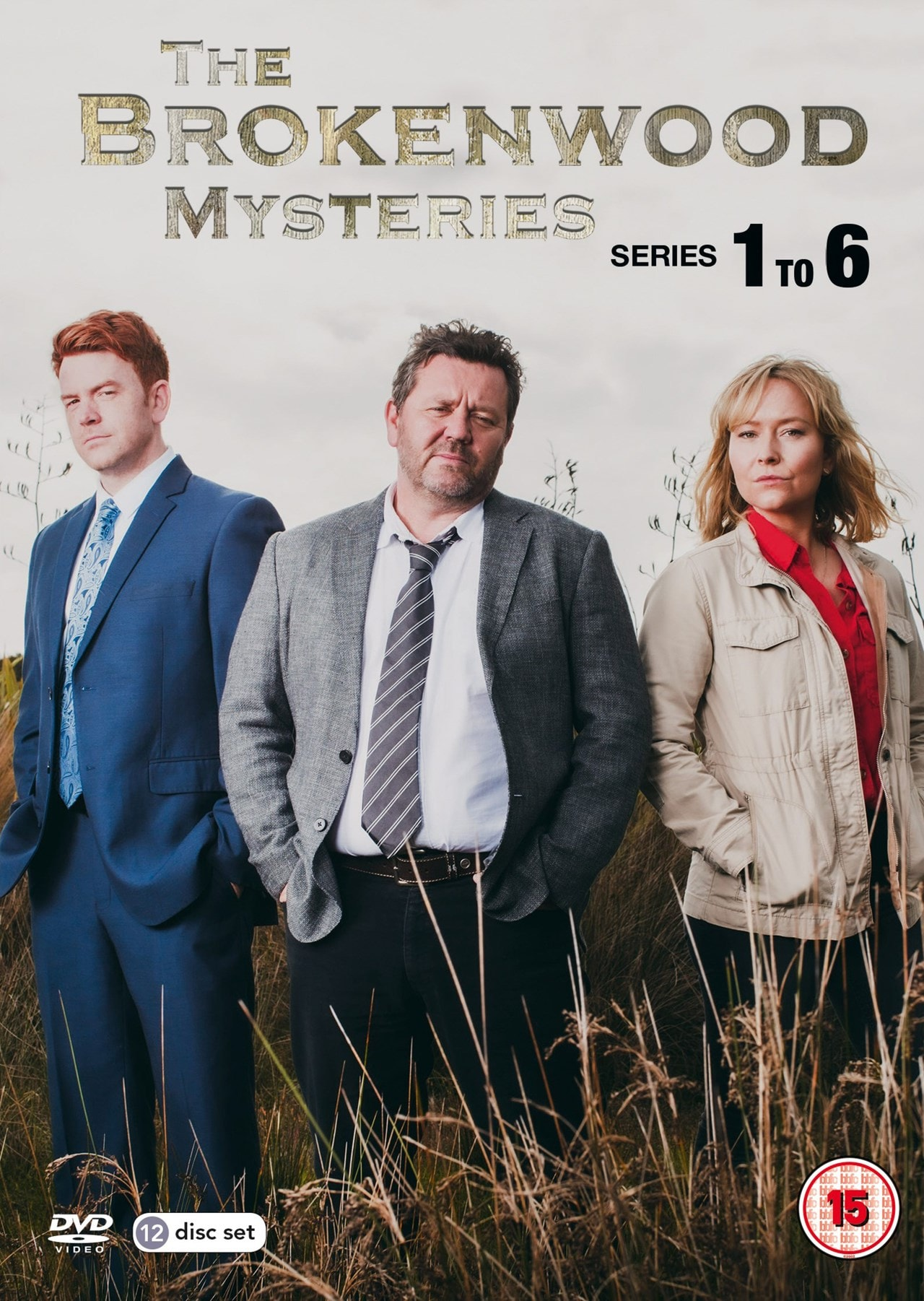 The Brokenwood Mysteries: Series 1 to 6 - 1