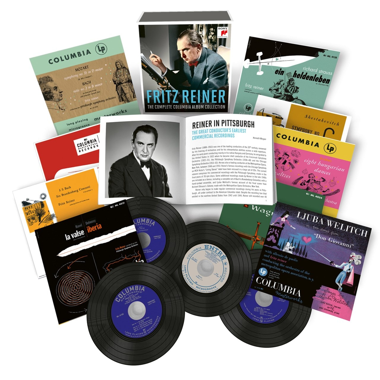 Fritz Reiner: The Complete Columbia Album Collection - 1