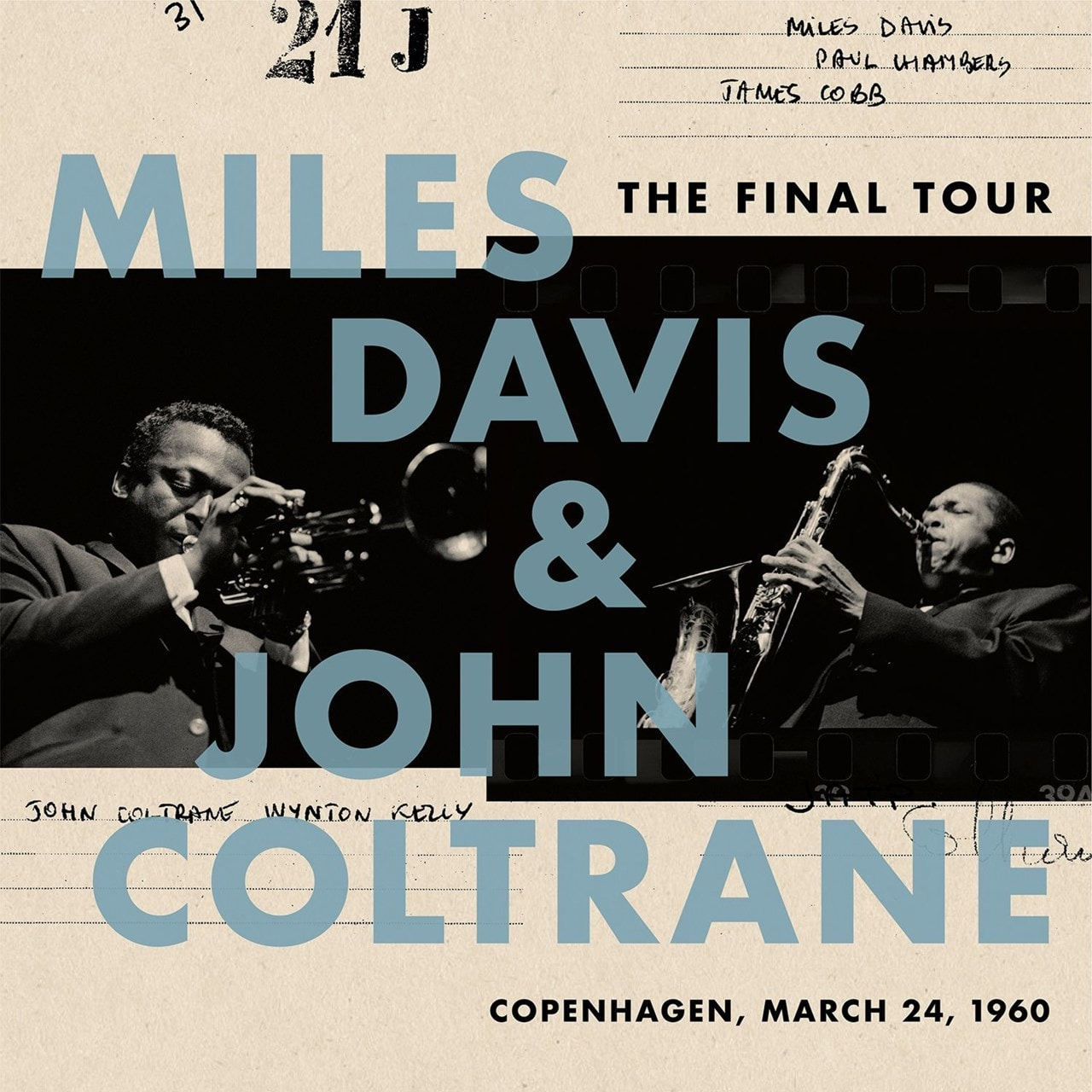 The Final Tour: Copenhagen, March 24, 1960 - 1