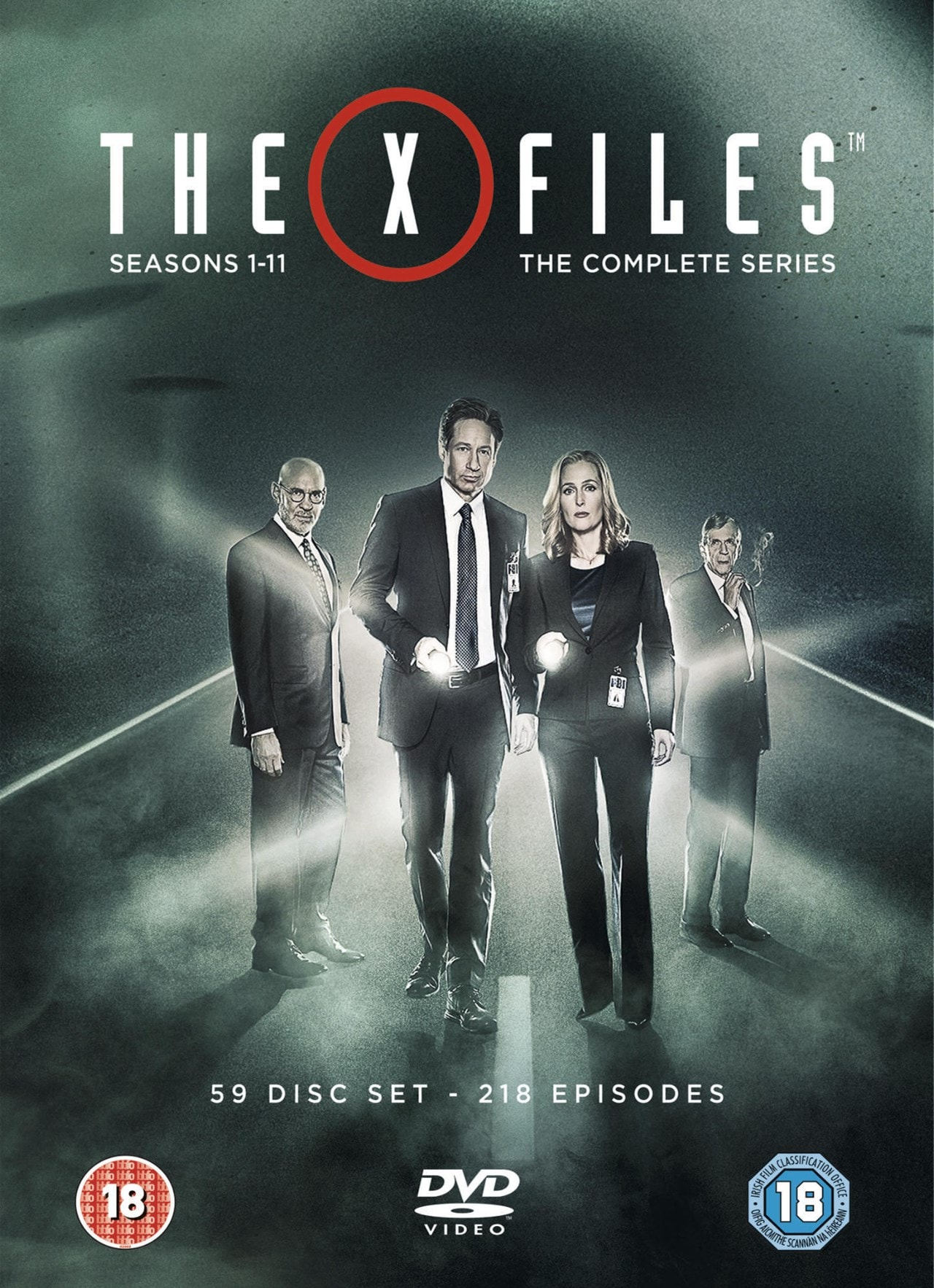 The X Files: The Complete Series - 1