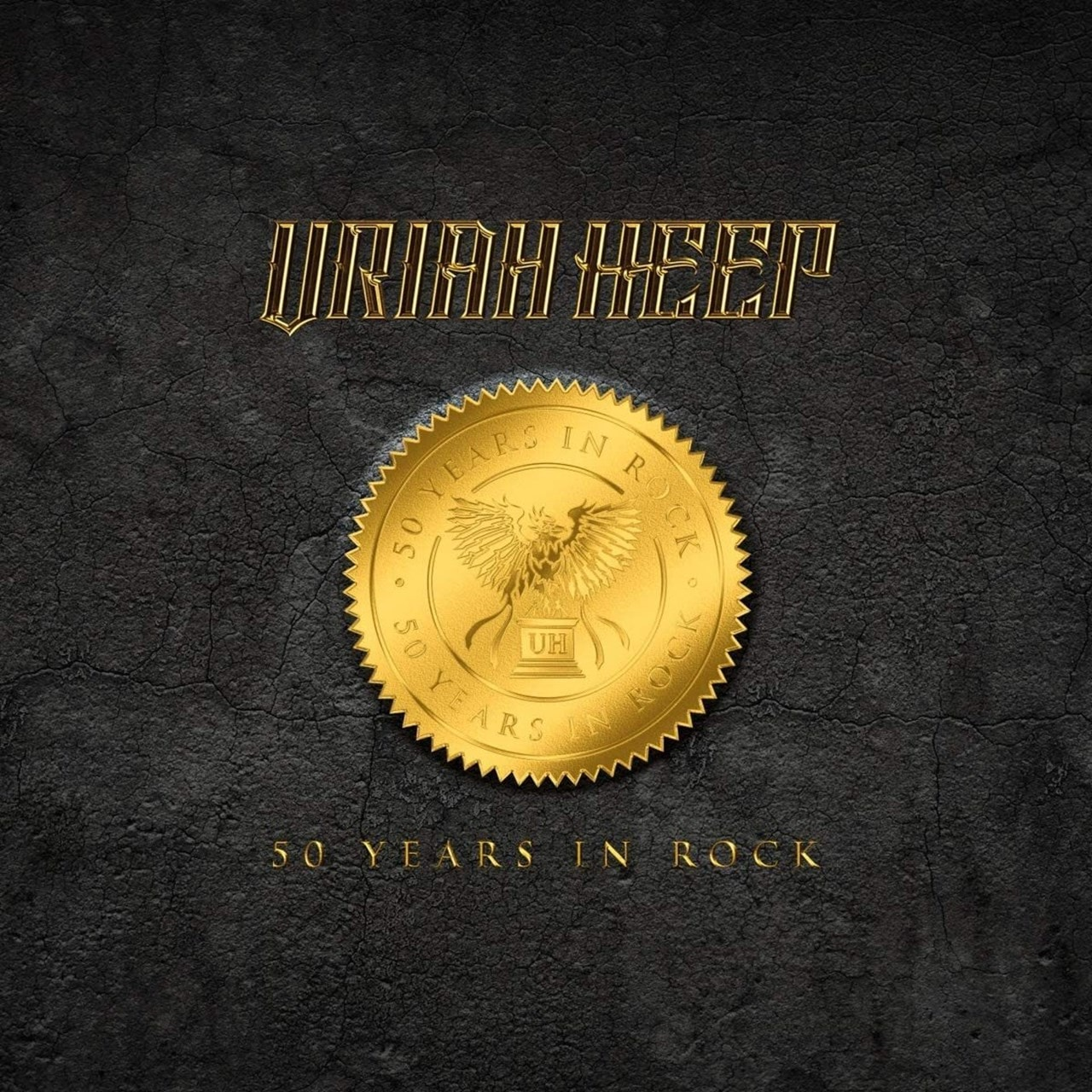 50 Years in Rock - 1