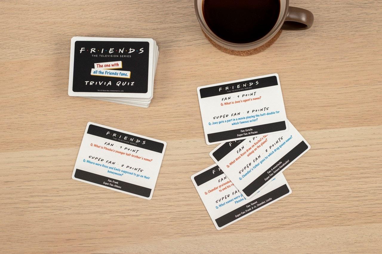 Friends Trivia Quiz - 3
