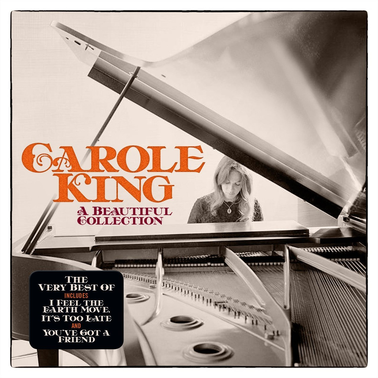 A Beautiful Collection: The Very Best of Carole King - 1
