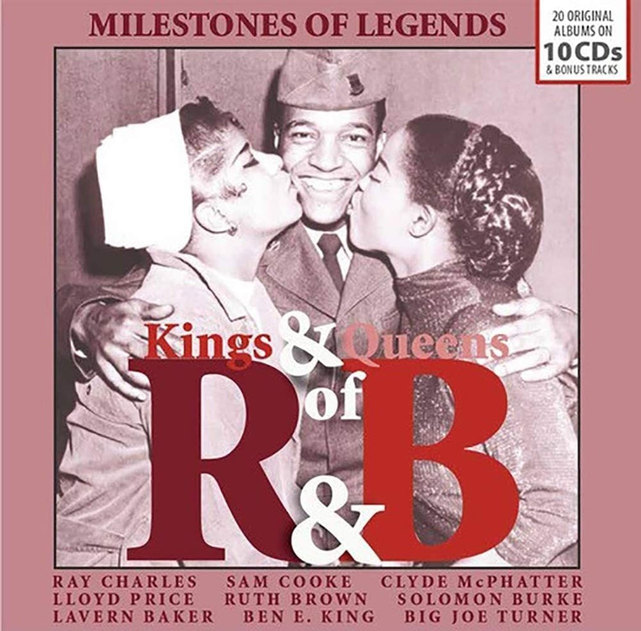Kings & Queens of Rhythm & Blues - 1