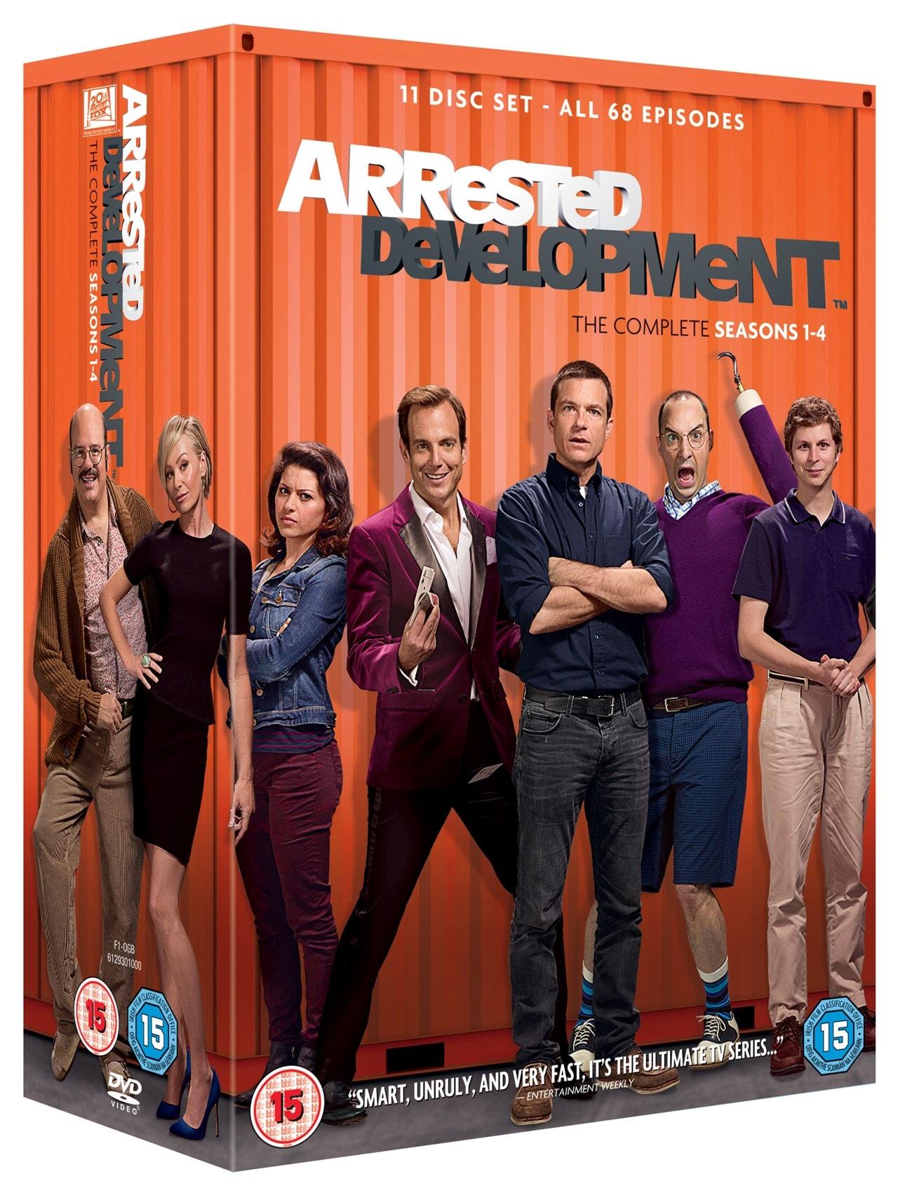 Arrested Development: Seasons 1-4 - 2