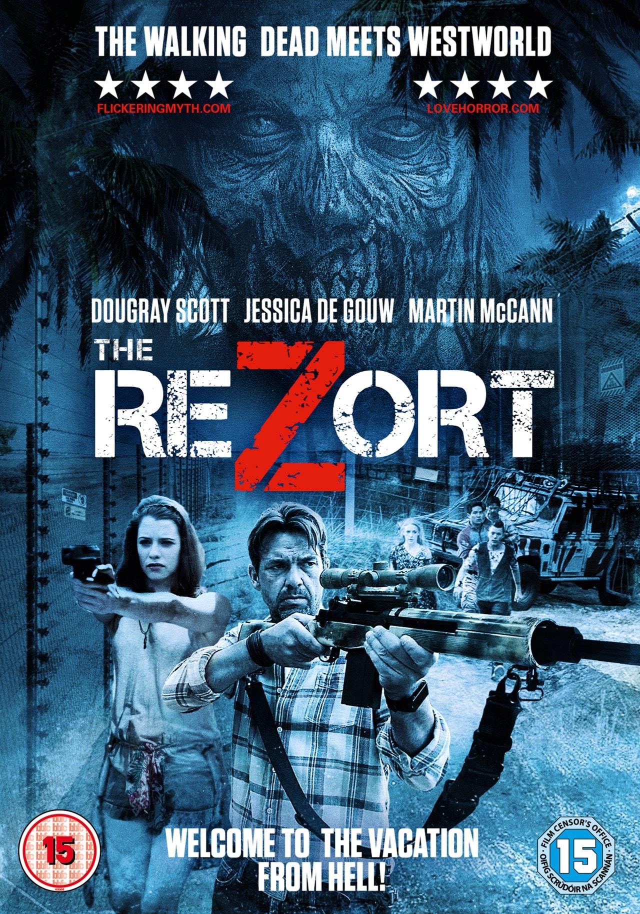 The Rezort - 1