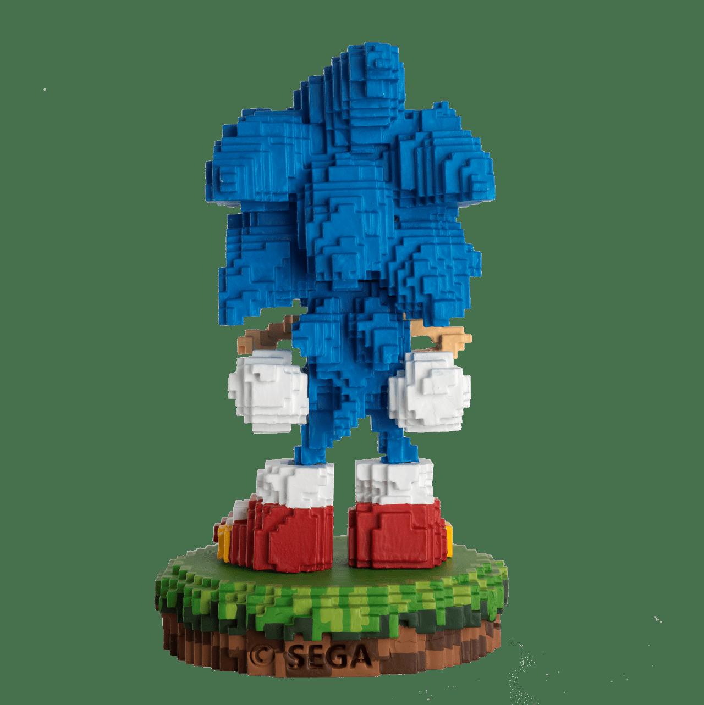 16 Bit Sonic: Sonic Figurine: Hero Collector - 3