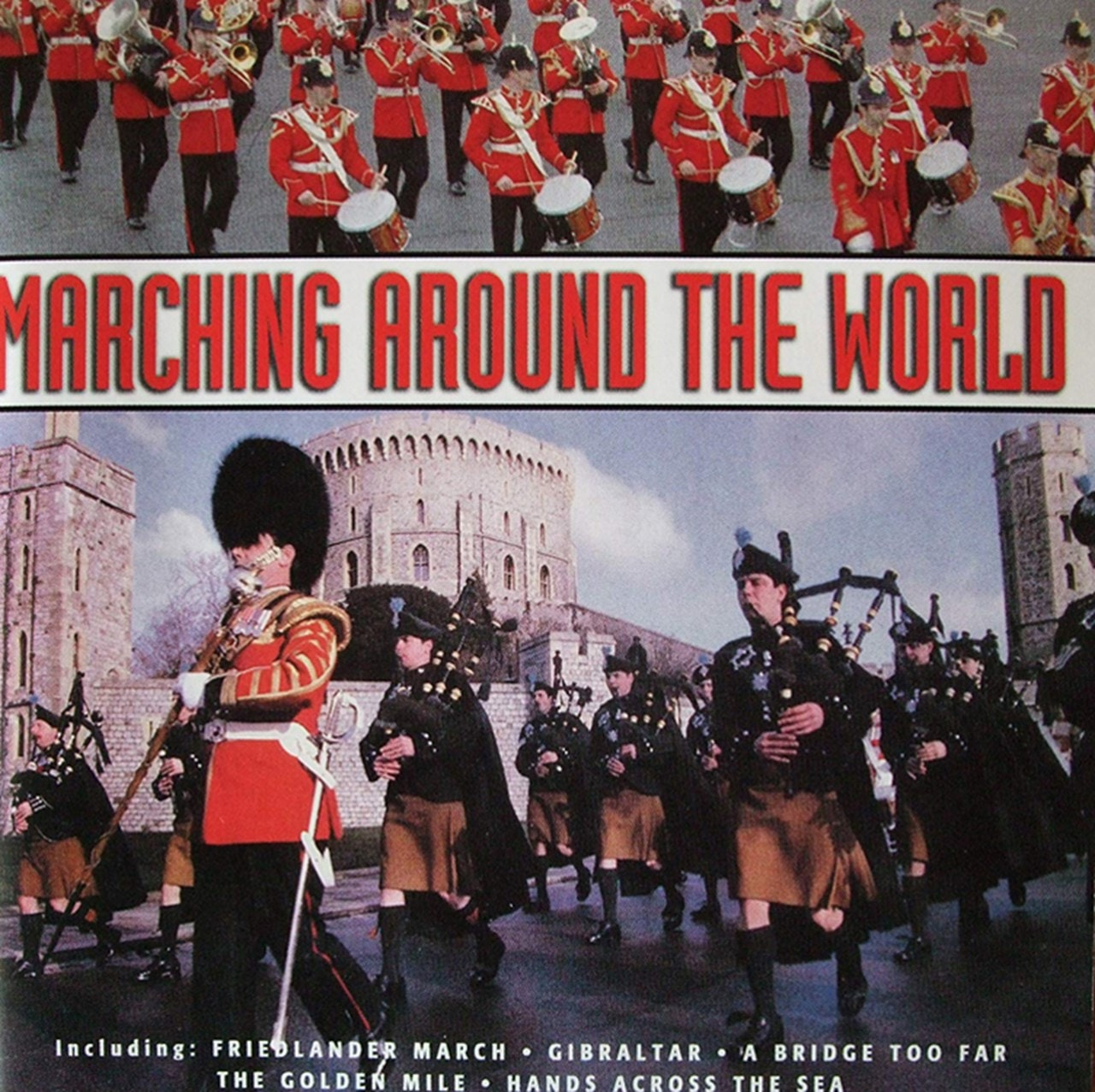 Marching Around the World - 1