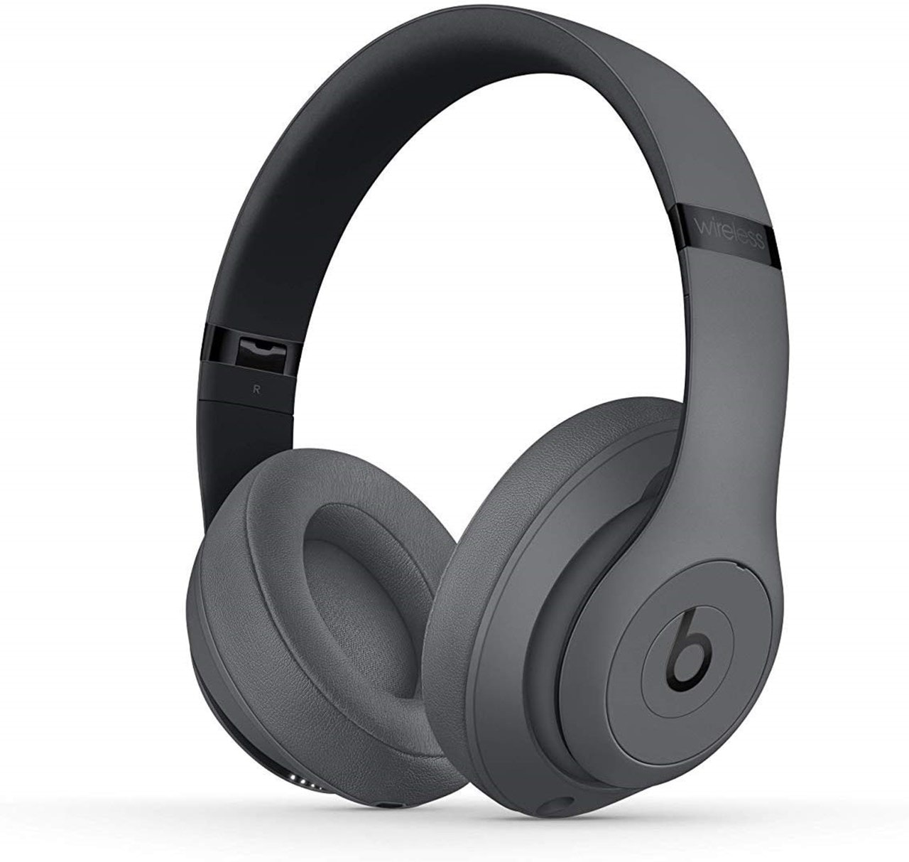 Beats By Dr Dre Studio 3 Wireless Grey Headphones - 1