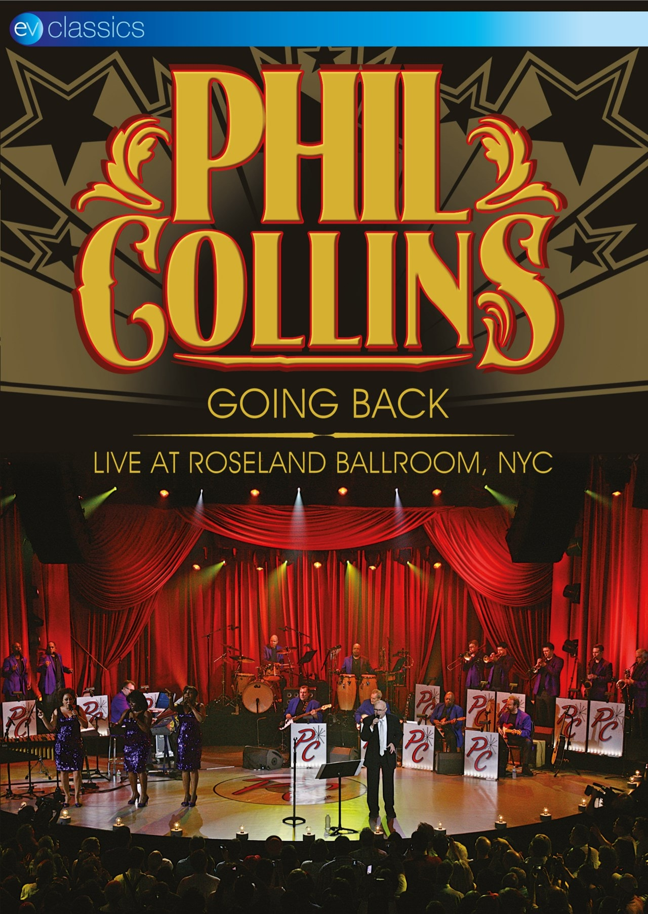 Phil Collins: Going Back - Live at Roseland Ballroom, NYC - 1