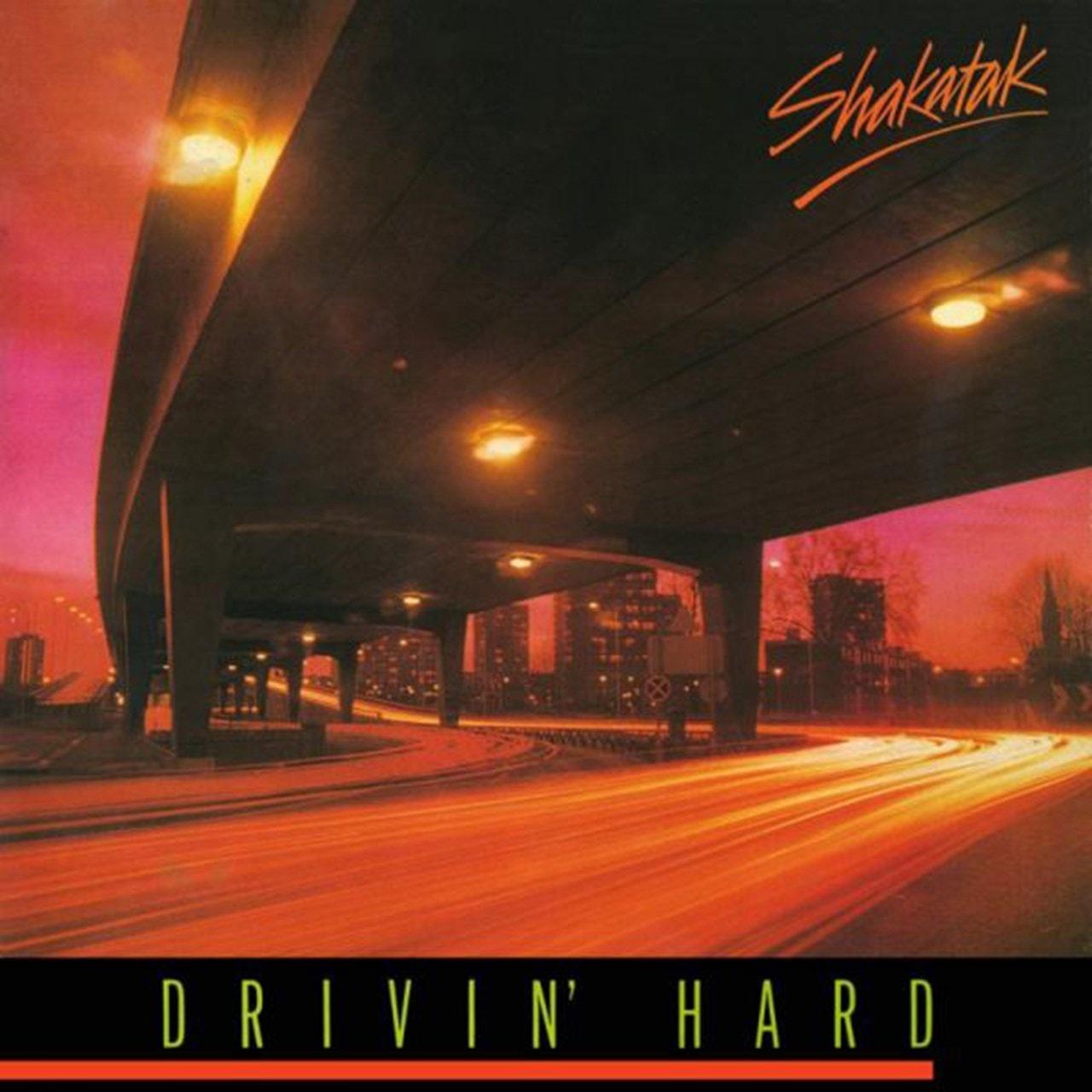 Drivin' Hard - 1