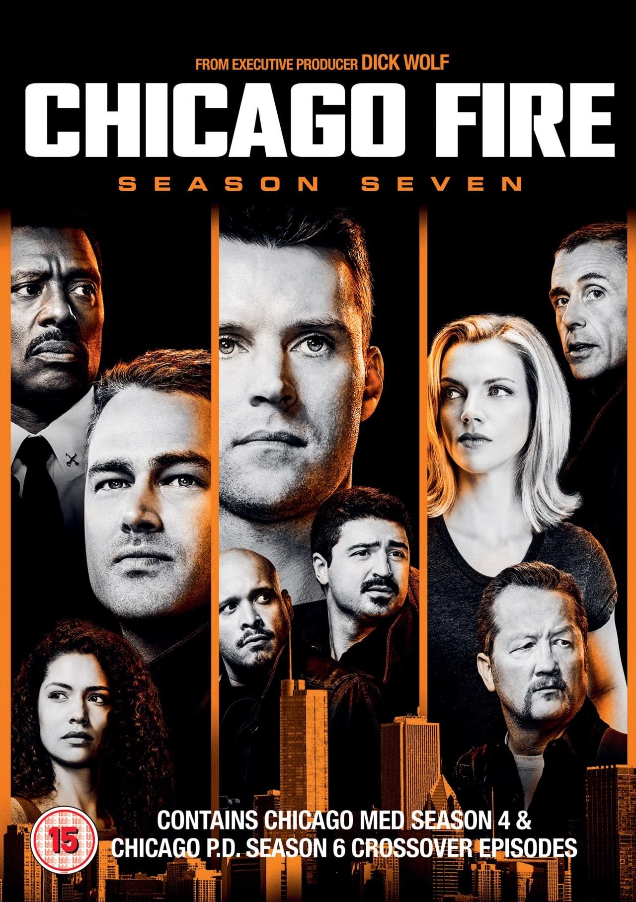 Chicago Fire: Season Seven - 1