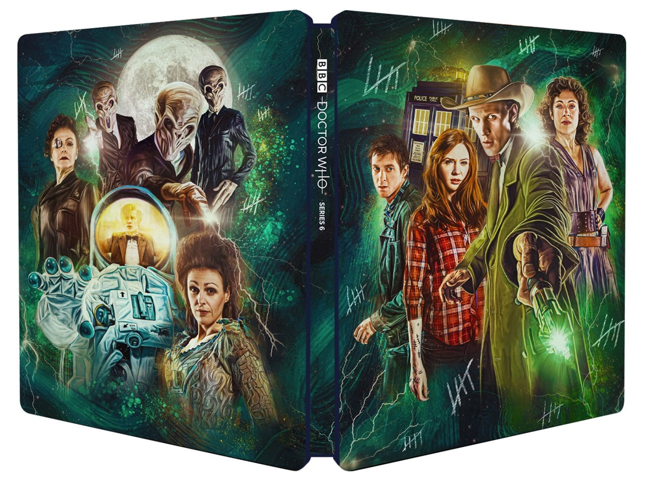 Doctor Who: The Complete Sixth Series - 2