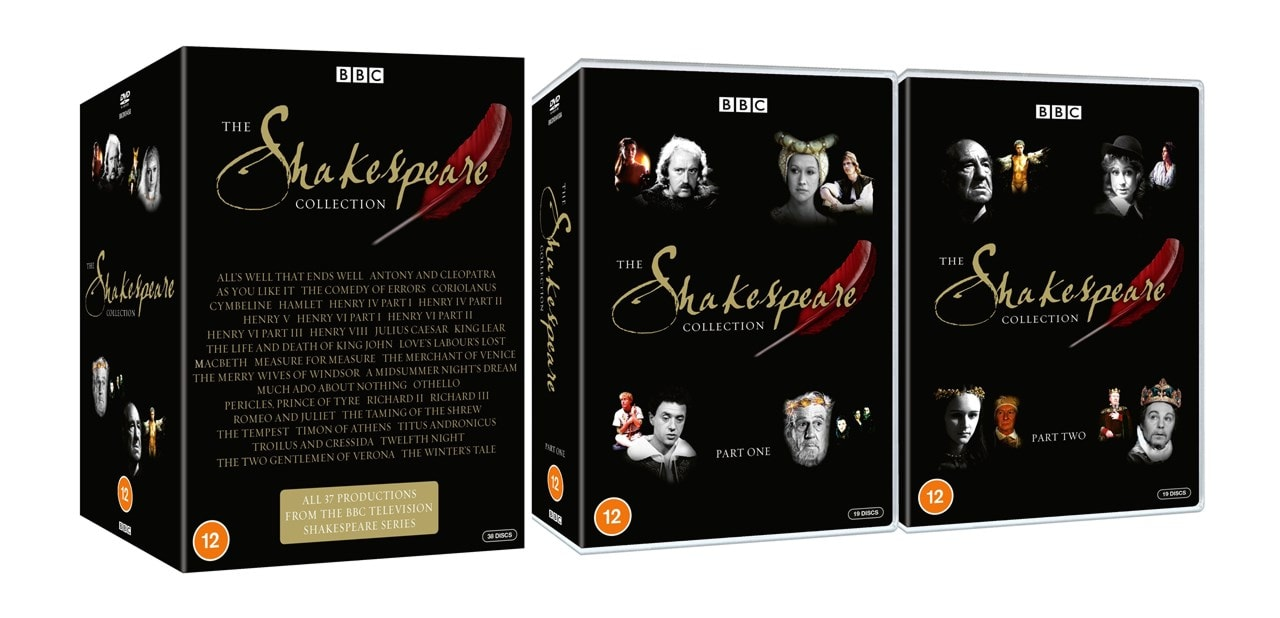 The Shakespeare Collection - 1