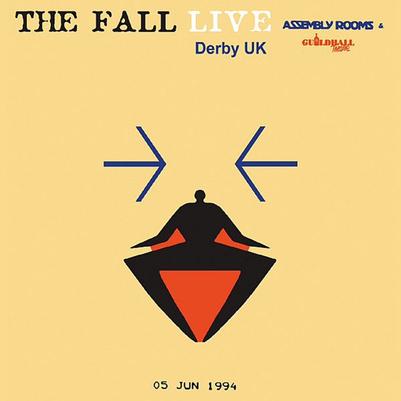 Live at the Assembly Rooms, Derby, 1994 - 1