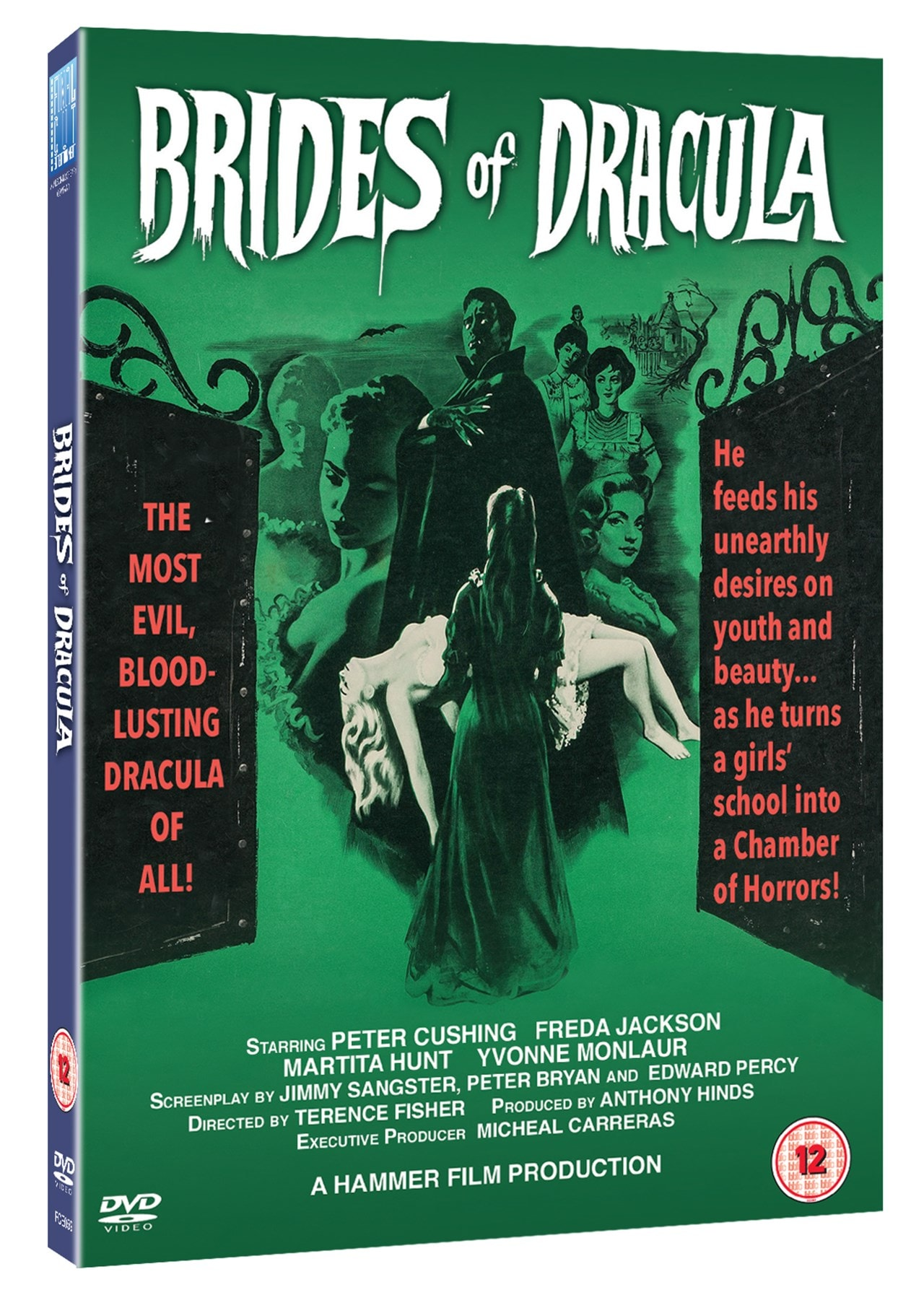 The Brides of Dracula - 2