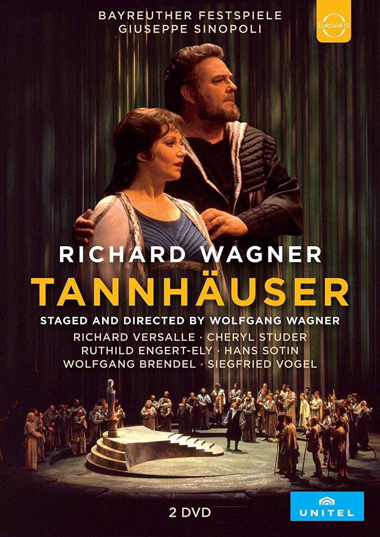 Tannhauser: Bayreuth Festspiele (Sinopoli) - 1