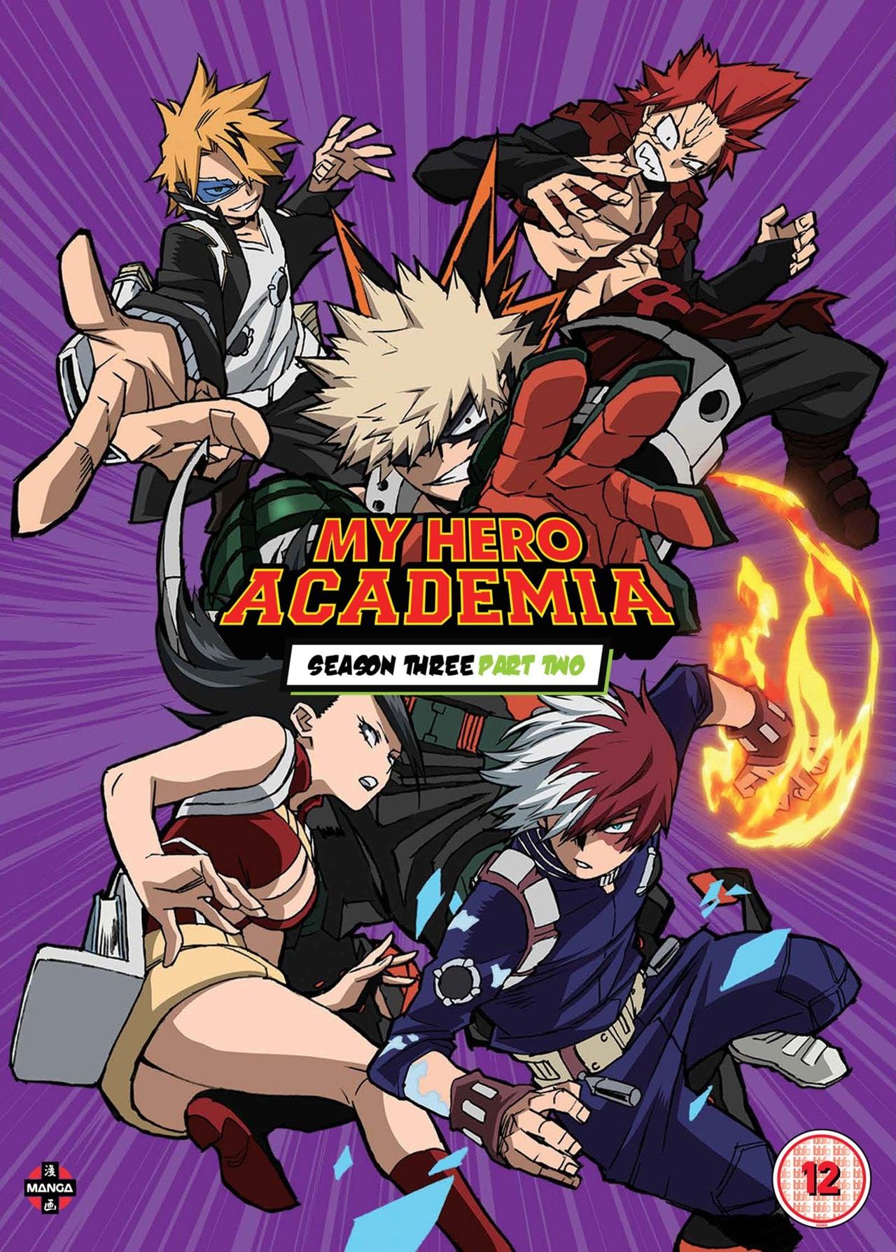 My Hero Academia: Season Three, Part Two - 1