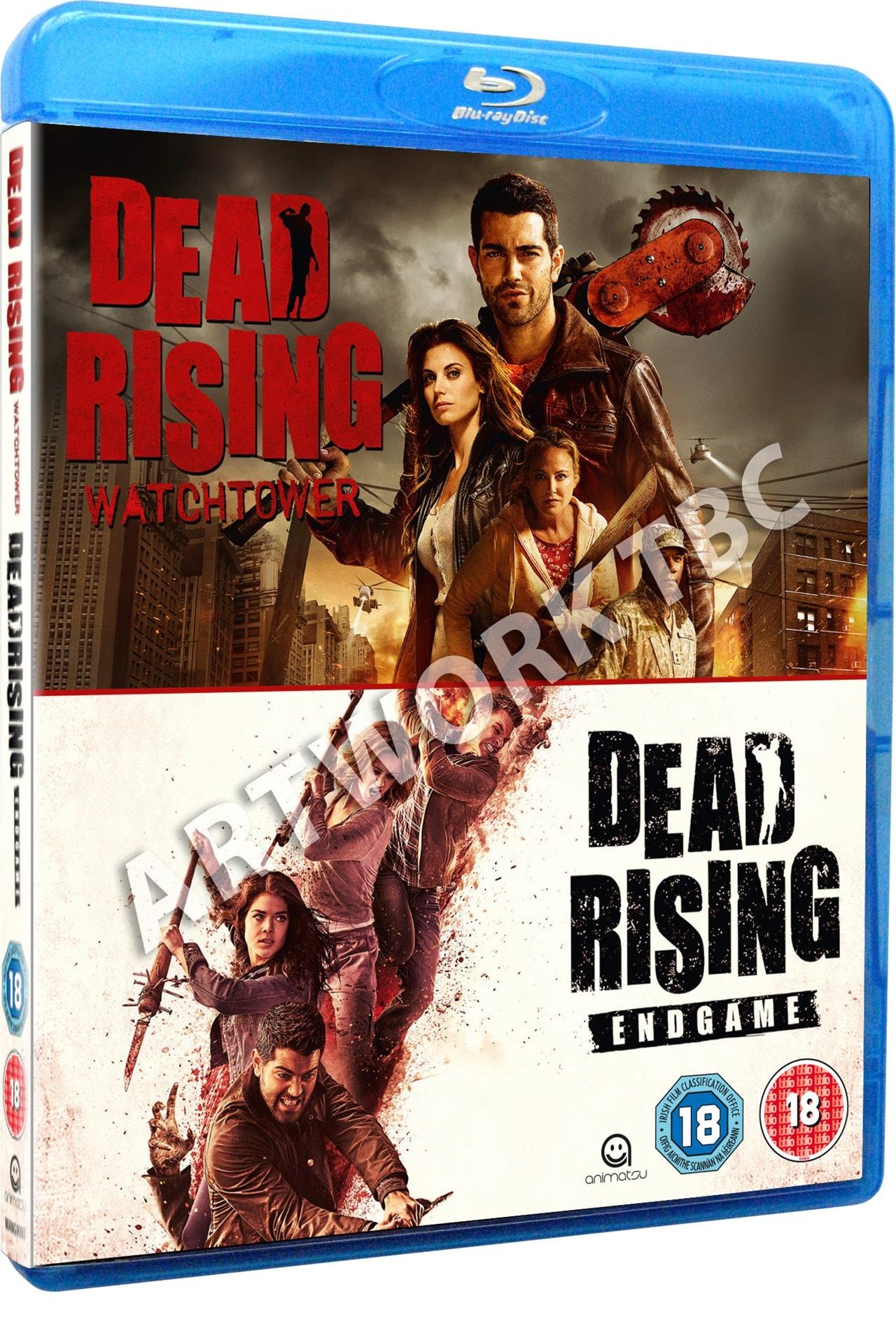 Dead Rising: Watchtower/Dead Rising: Endgame - 1