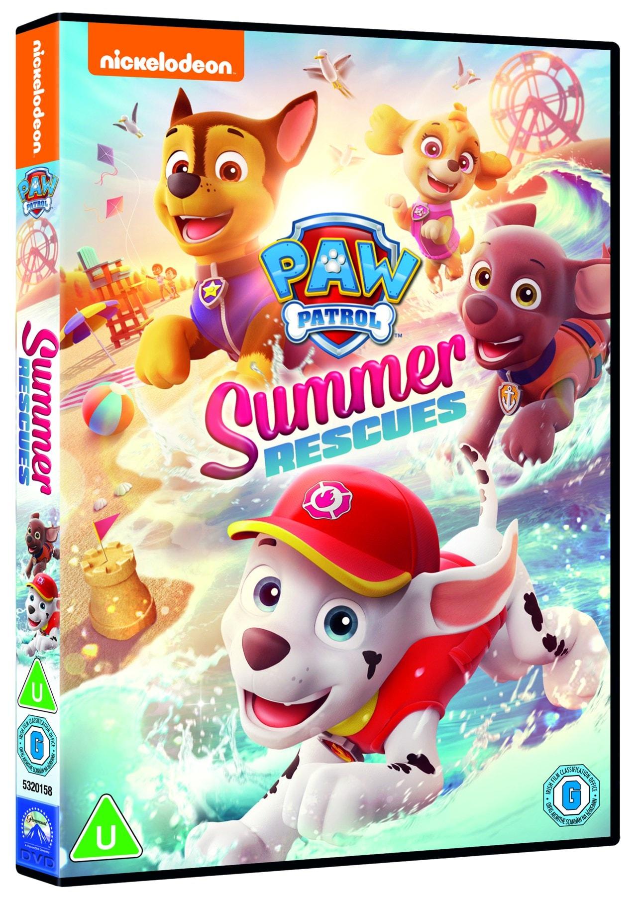 Paw Patrol: Summer Rescues - 2