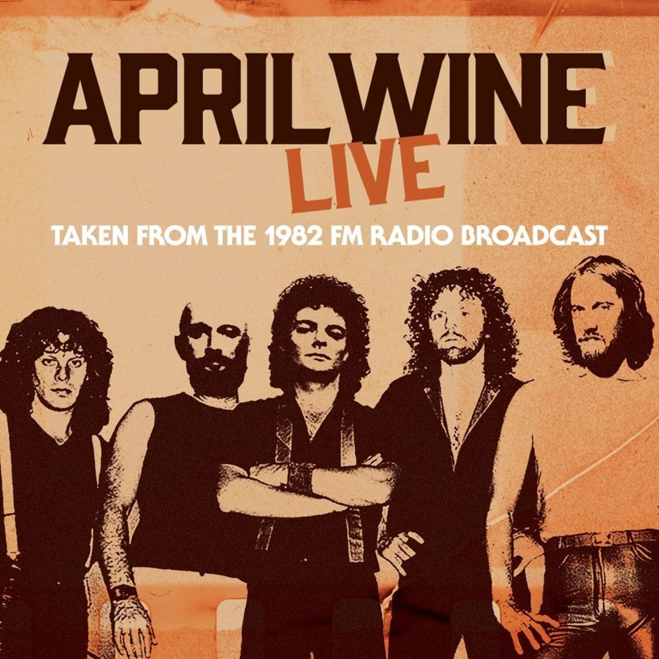 Live from the 1982 FM Radio Broadcast - 1