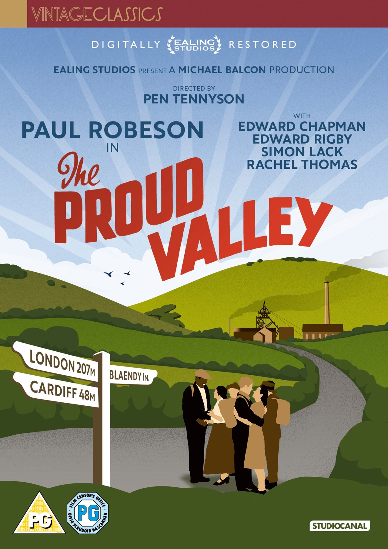 The Proud Valley - 1