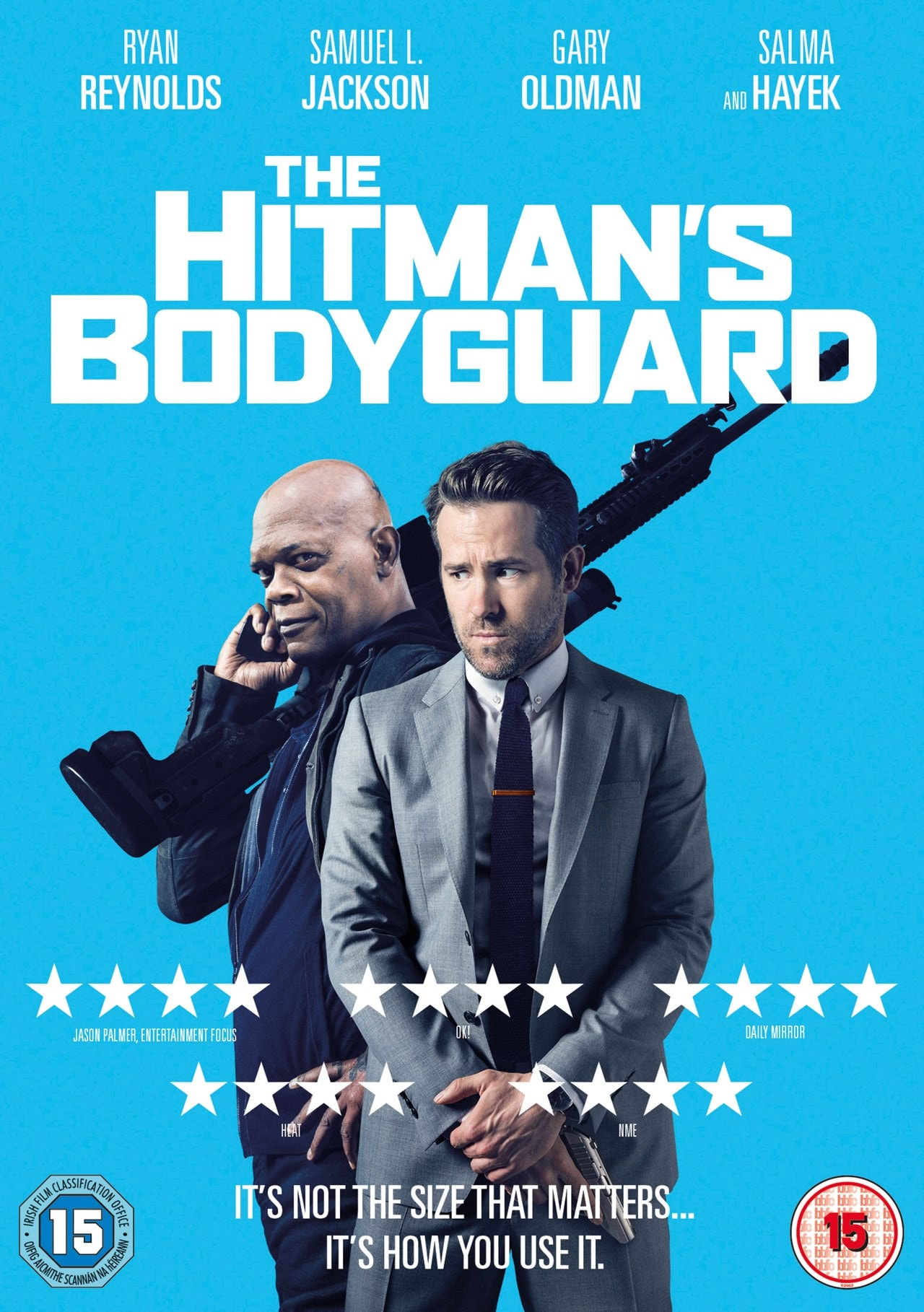 The Hitman's Bodyguard - 1