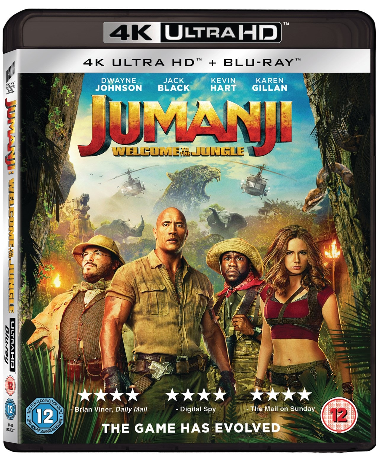 Jumanji: Welcome to the Jungle - 2