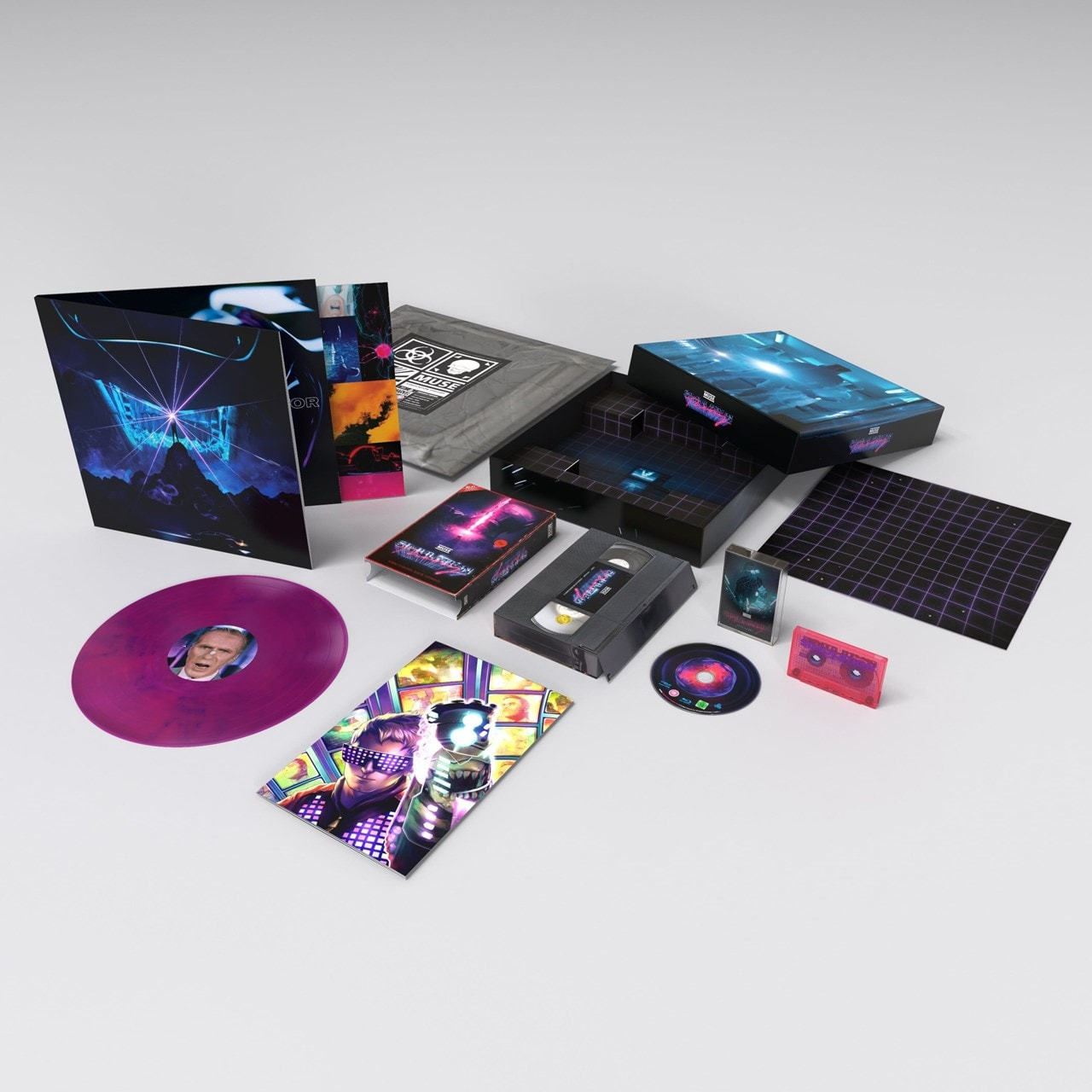 Simulation Theory Deluxe Film Box Set - 1