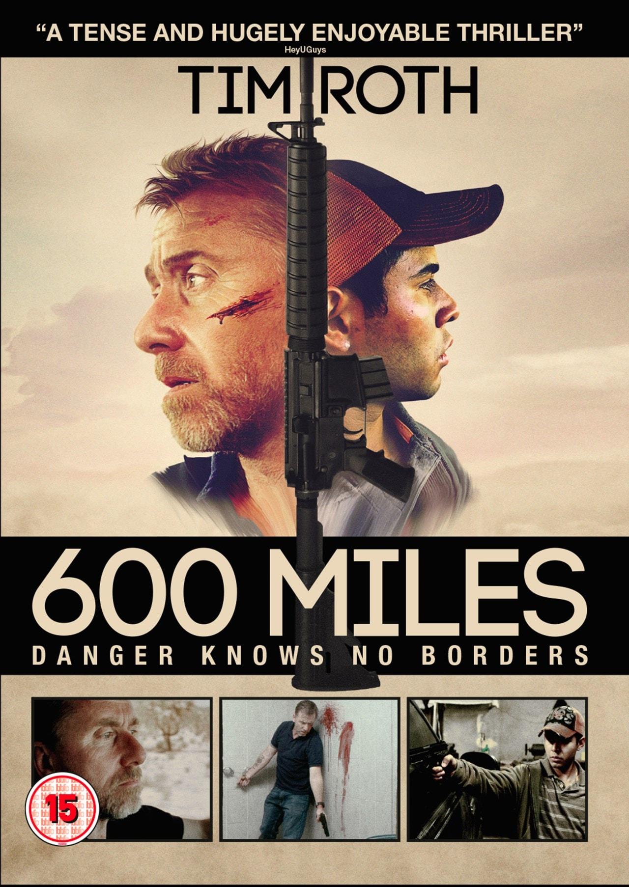 600 Miles - 1
