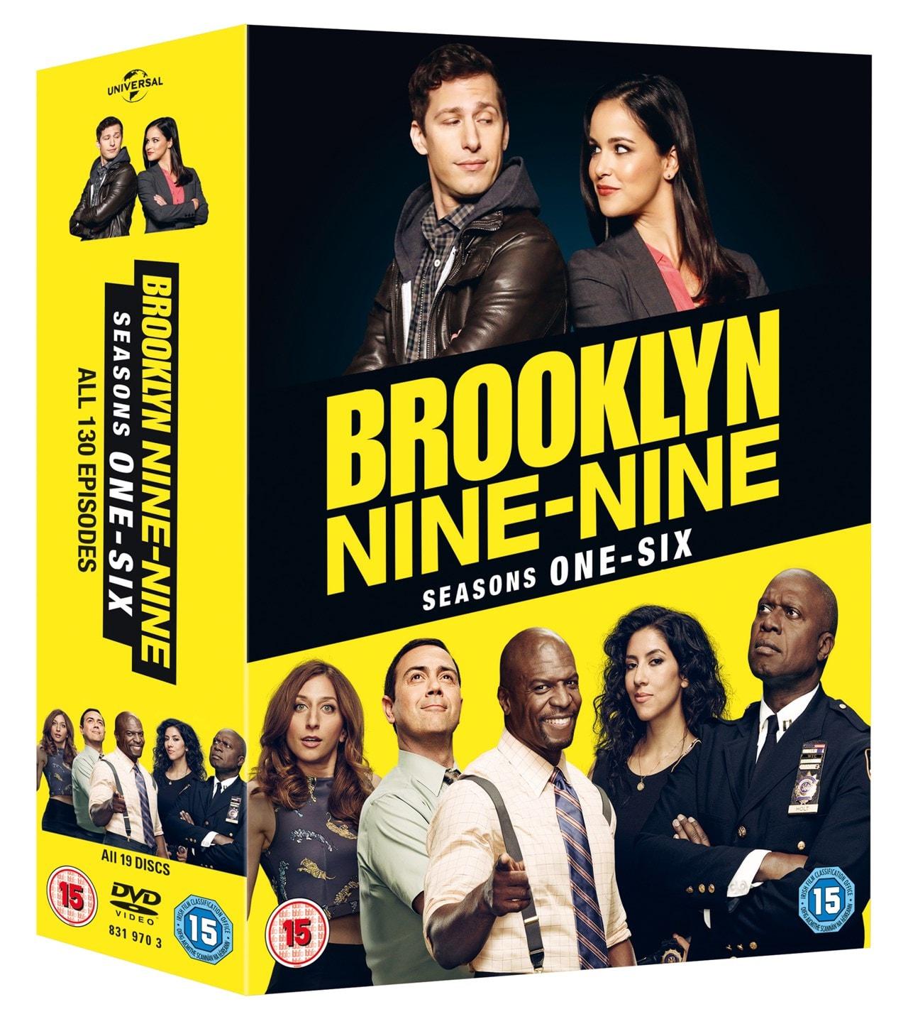Brooklyn Nine-Nine: Seasons One - Six - 2