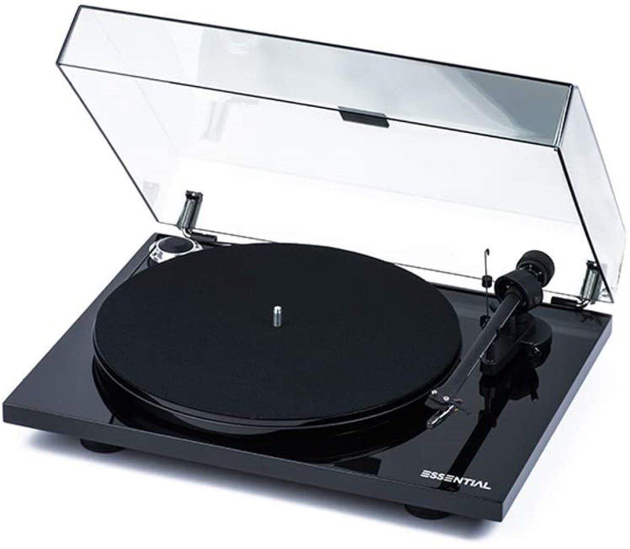 Pro-Ject Essential III BT Black Bluetooth Turntable - 2