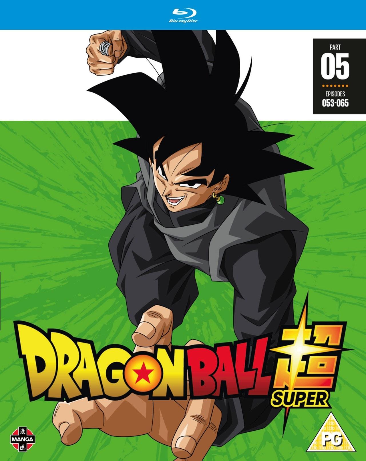 Dragon Ball Super: Part 5 - 1