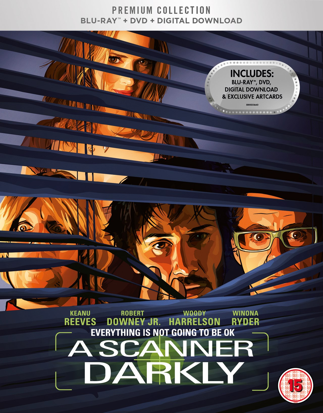 A Scanner Darkly (hmv Exclusive) - The Premium Collection - 1