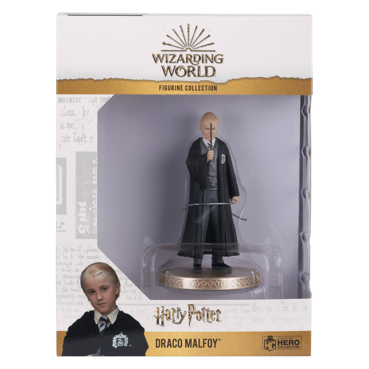 Younger Draco: Harry Potter Figurine: Hero Collector - 3