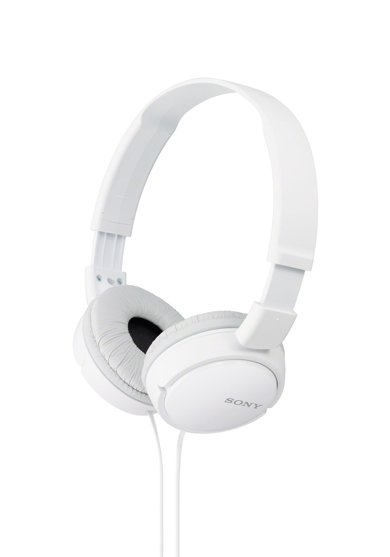 Sony MDRZX110 White Headphones - 1