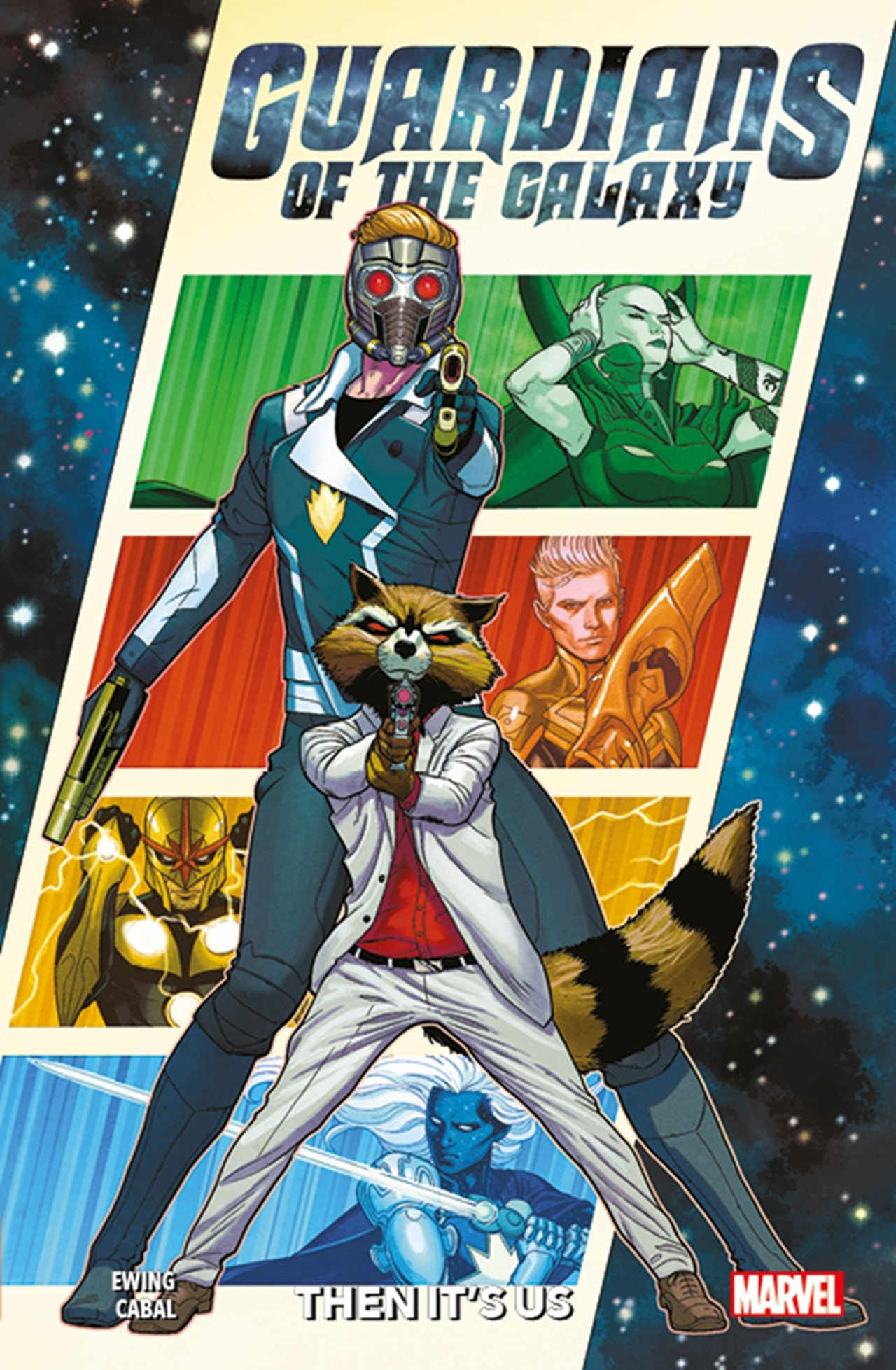 Guardians of the Galaxy : Volume 1 : It's On Us - 1
