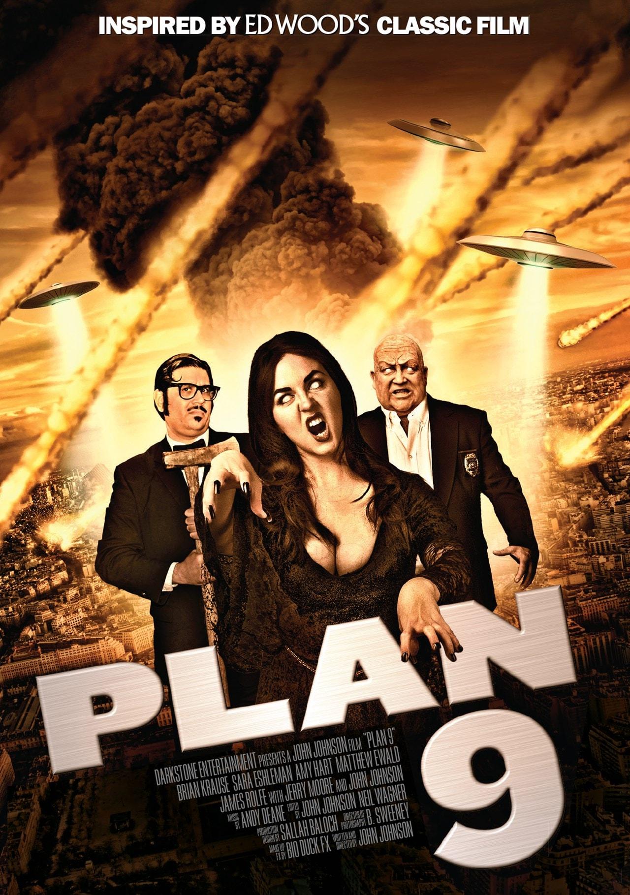 Plan 9 - 1